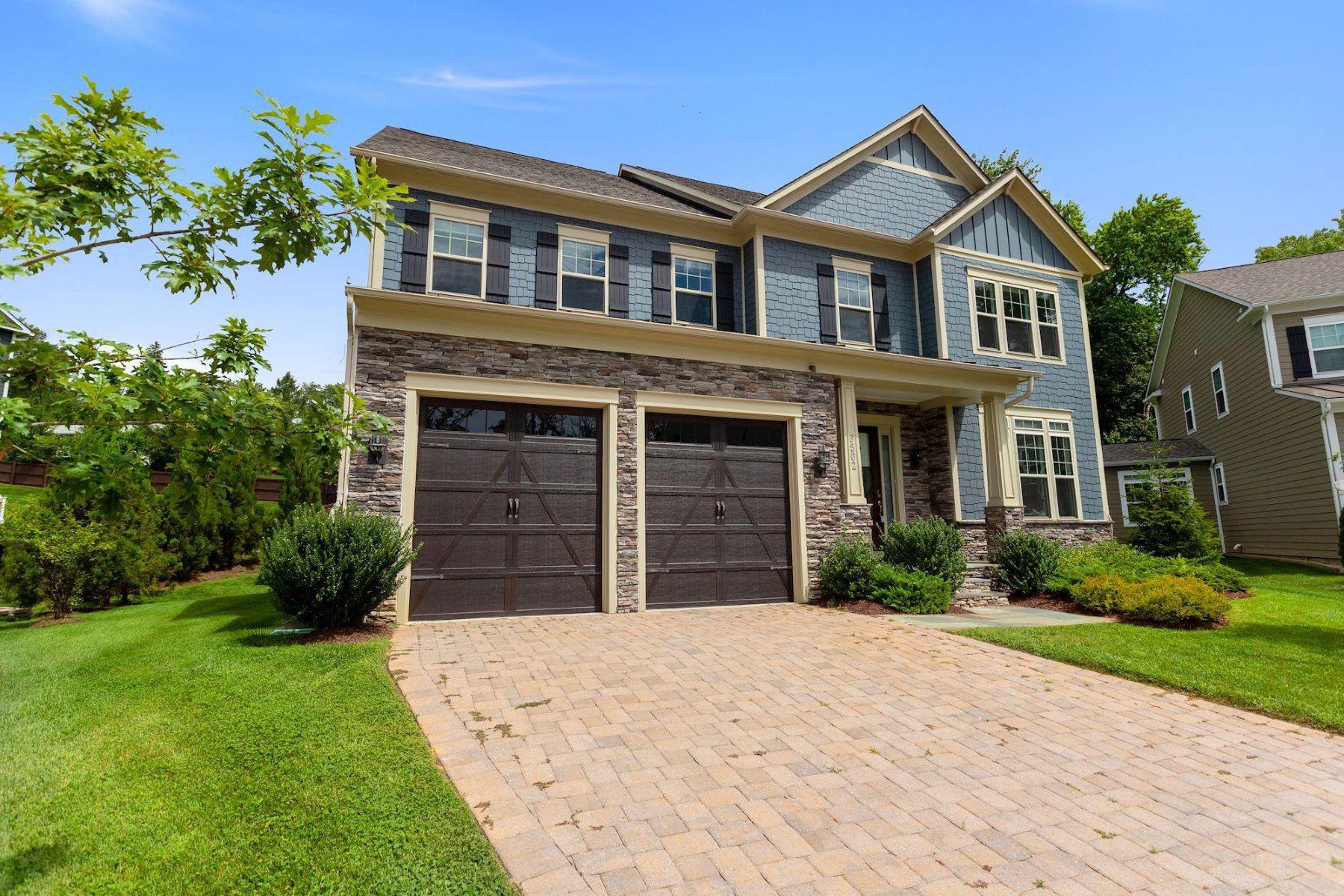 Single Family Homes por un Venta en Falls Church, Virginia 22043 Estados Unidos
