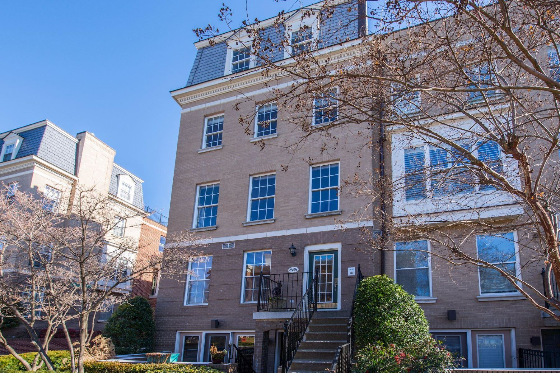 Condominium for Sale at 24091/2 20th St Nw #1090 24091/2 20th St Nw #1090 Washington, District Of Columbia 20009 United States
