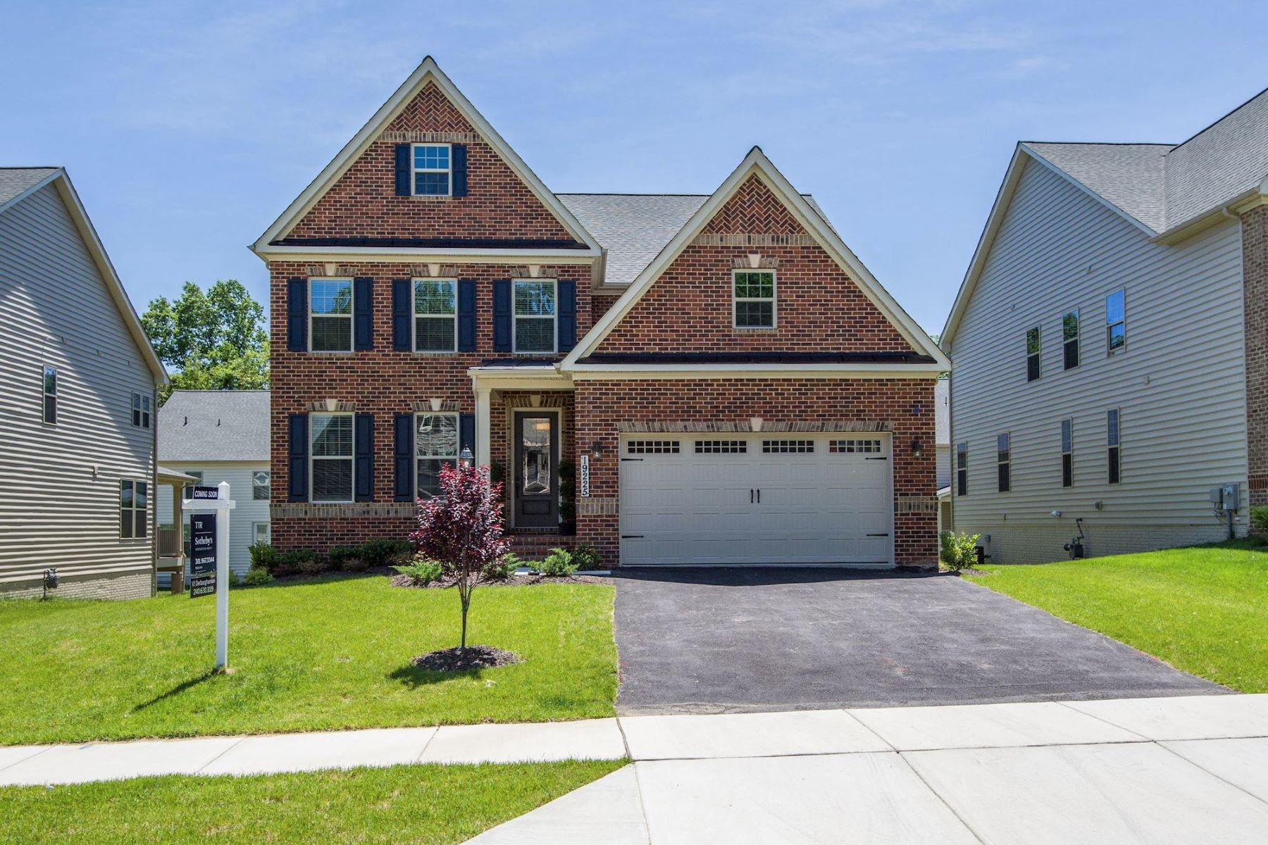 single family homes for Active at 19225 Abbey Manor Dr Brookeville, Maryland 20833 United States