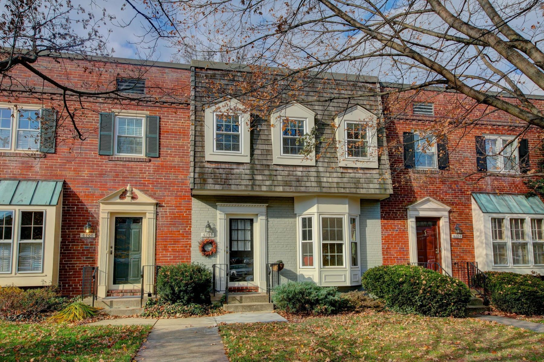 Condominium for Rent at 6702 Offutt Ln #196 6702 Offutt Ln #196 Chevy Chase, Maryland 20815 United States