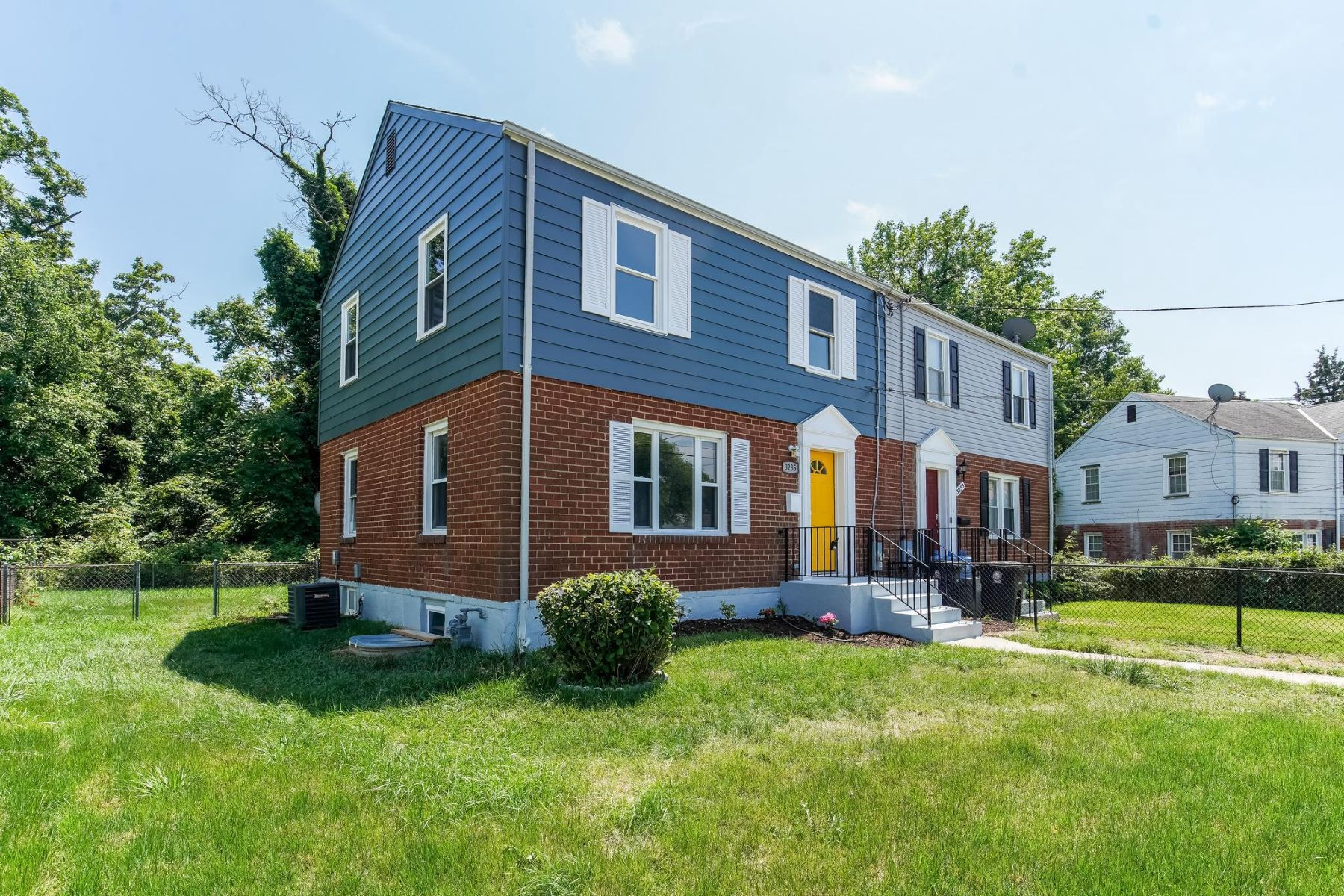 townhouses for Active at 3235 31st Ave Temple Hills, Maryland 20748 United States