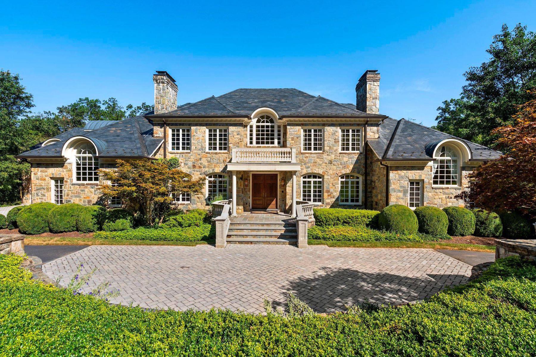 Single Family Homes per Vendita alle ore McLean, Virginia 22102 Stati Uniti