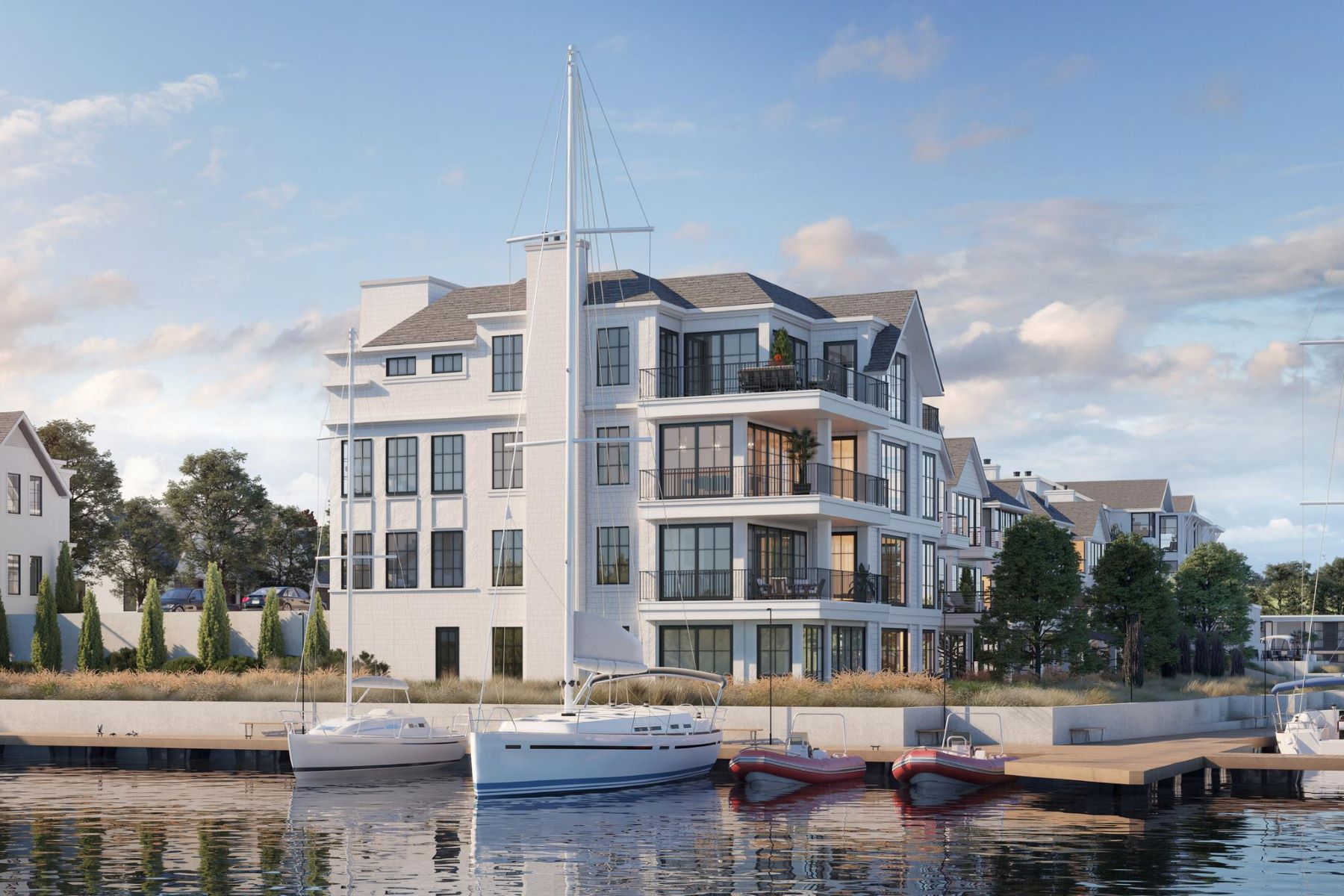 Condominiums voor Verkoop op Annapolis, Maryland 21403 Verenigde Staten