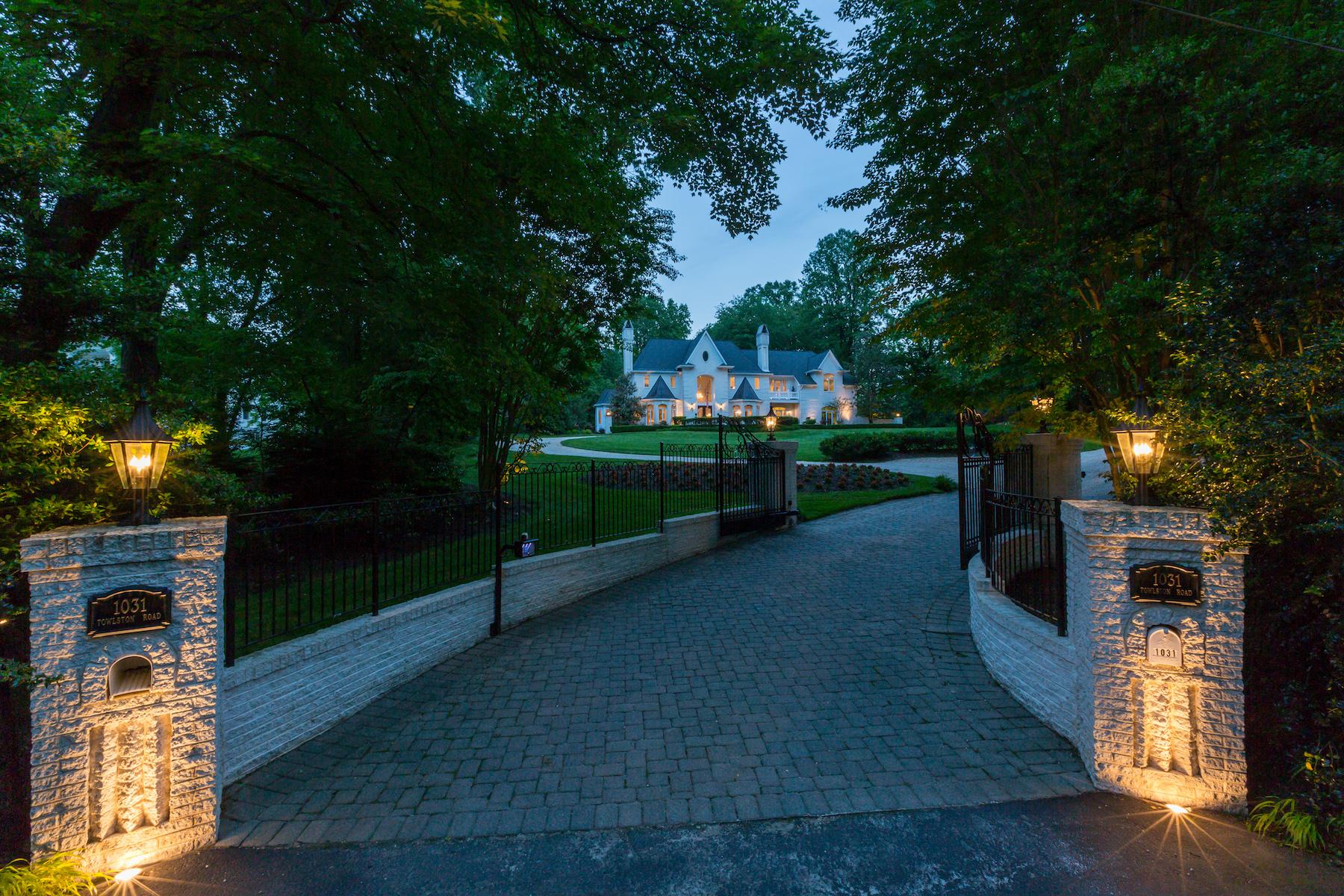 独户住宅 为 销售 在 1031 Towlston Road, Mclean 1031 Towlston Rd 麦克林, 弗吉尼亚州, 22102 美国