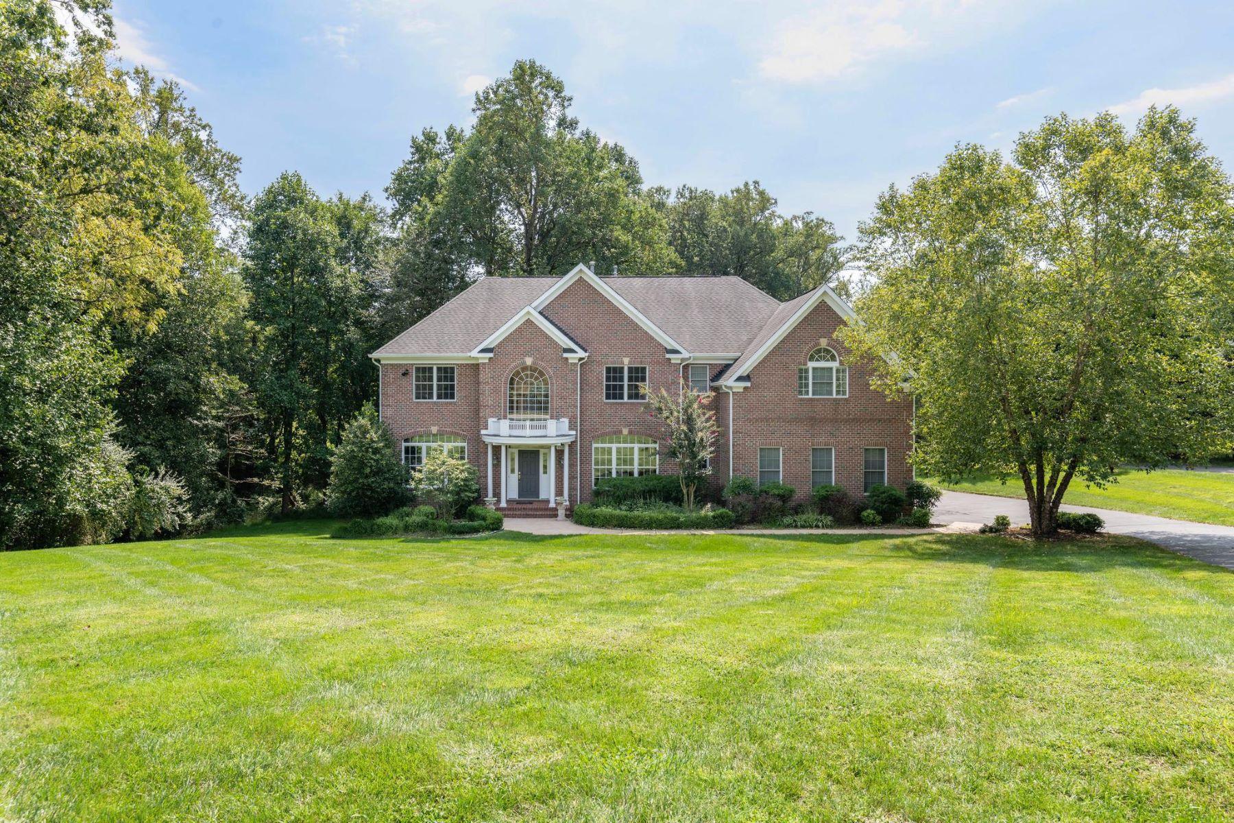 Single Family Homes pour l Vente à 9539 Noory Ct Vienna, Virginia 22182 États-Unis