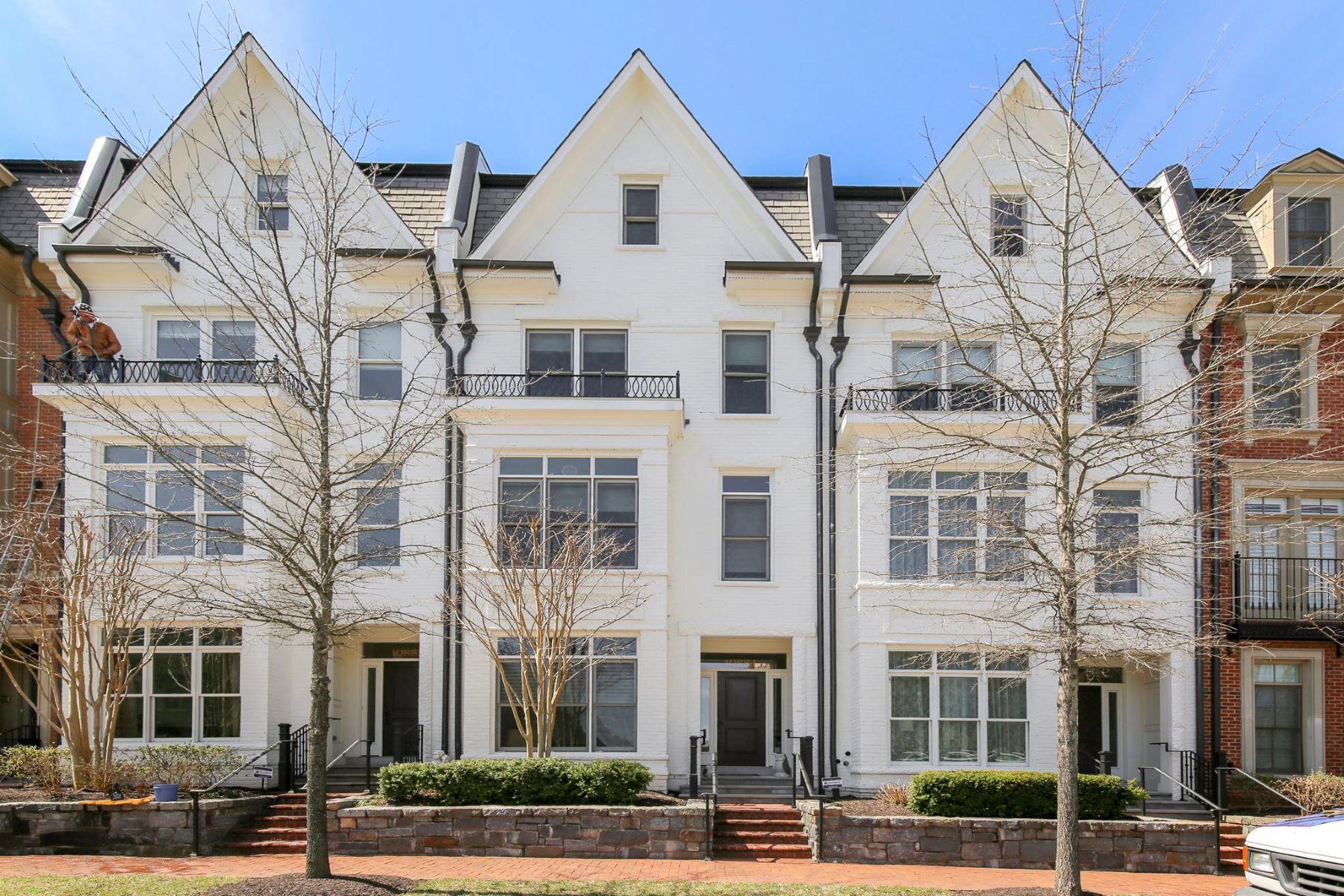 townhouses por un Venta en 10884 Symphony Park Dr North Bethesda, Maryland 20852 Estados Unidos