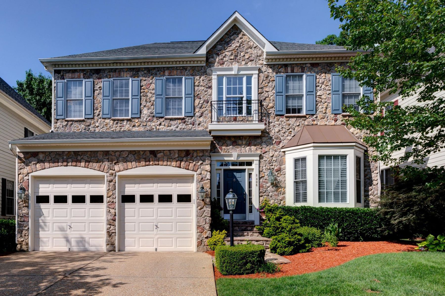 Single Family Homes for Active at 8406 Tysons Trace Ct Vienna, Virginia 22182 United States