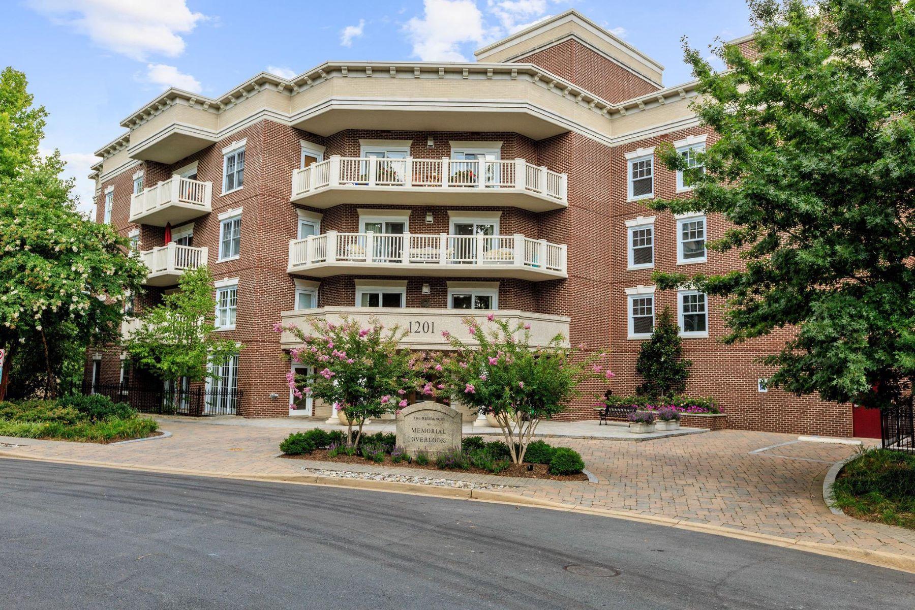 Condominiums por un Venta en 1201 N Nash St #penthouse 2 Arlington, Virginia 22209 Estados Unidos