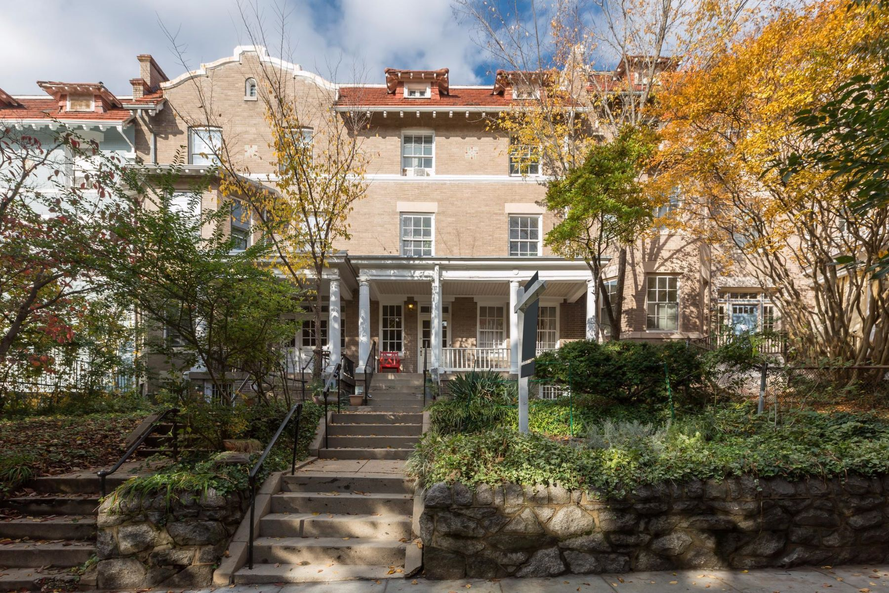 Multi-Family Home for Sale at 1835 Lamont St Nw Mount Pleasant, Washington, District Of Columbia, 20010 United States