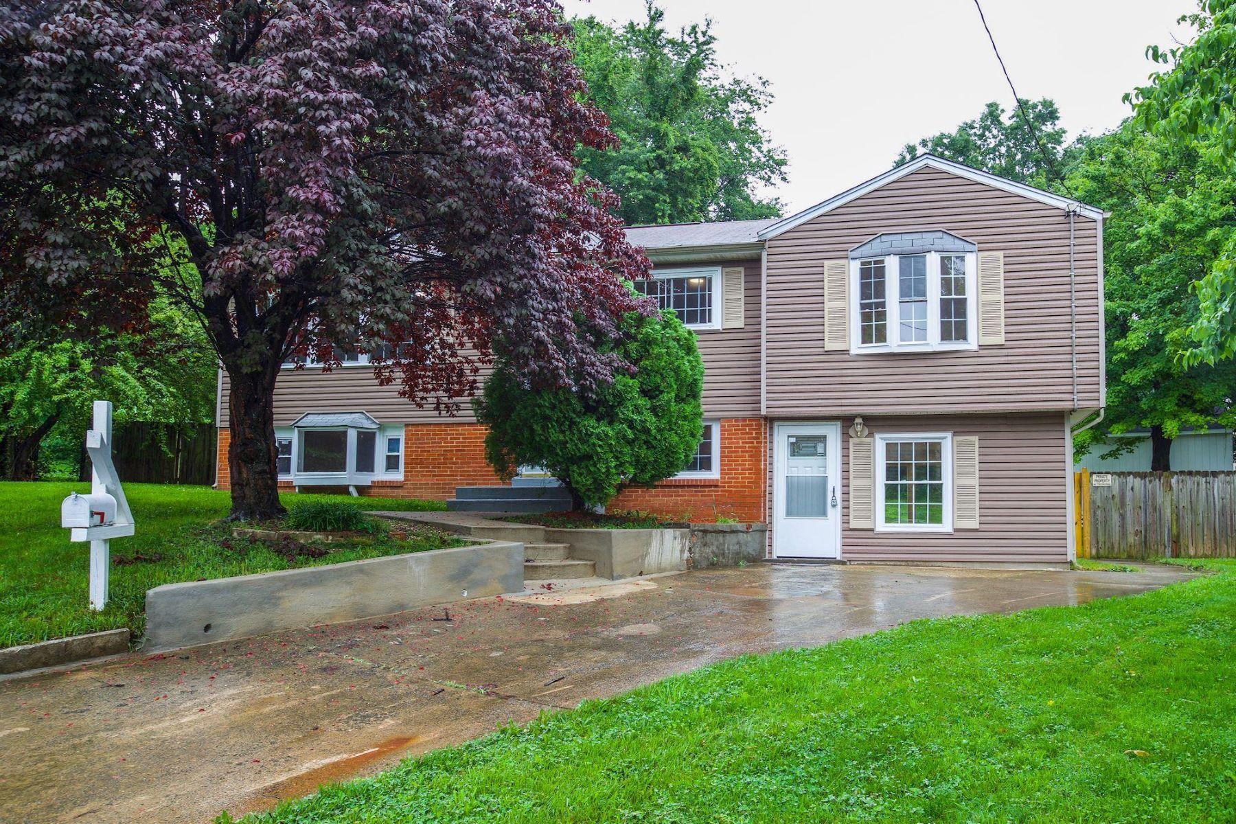 single family homes pour l Vente à 14104 Robinson Ct Woodbridge, Virginia 22191 États-Unis