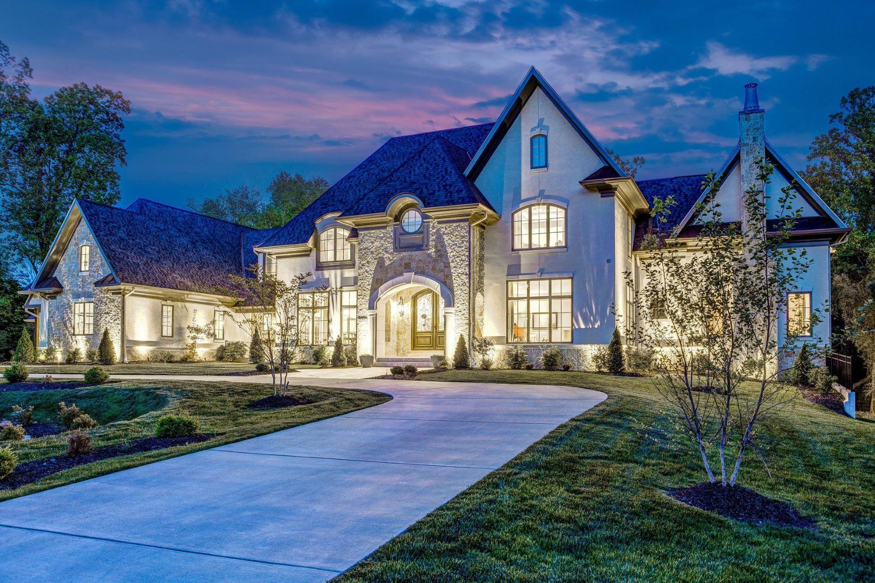 Single Family Homes por un Venta en 10850 Spring Knoll Dr Potomac, Maryland 20854 Estados Unidos