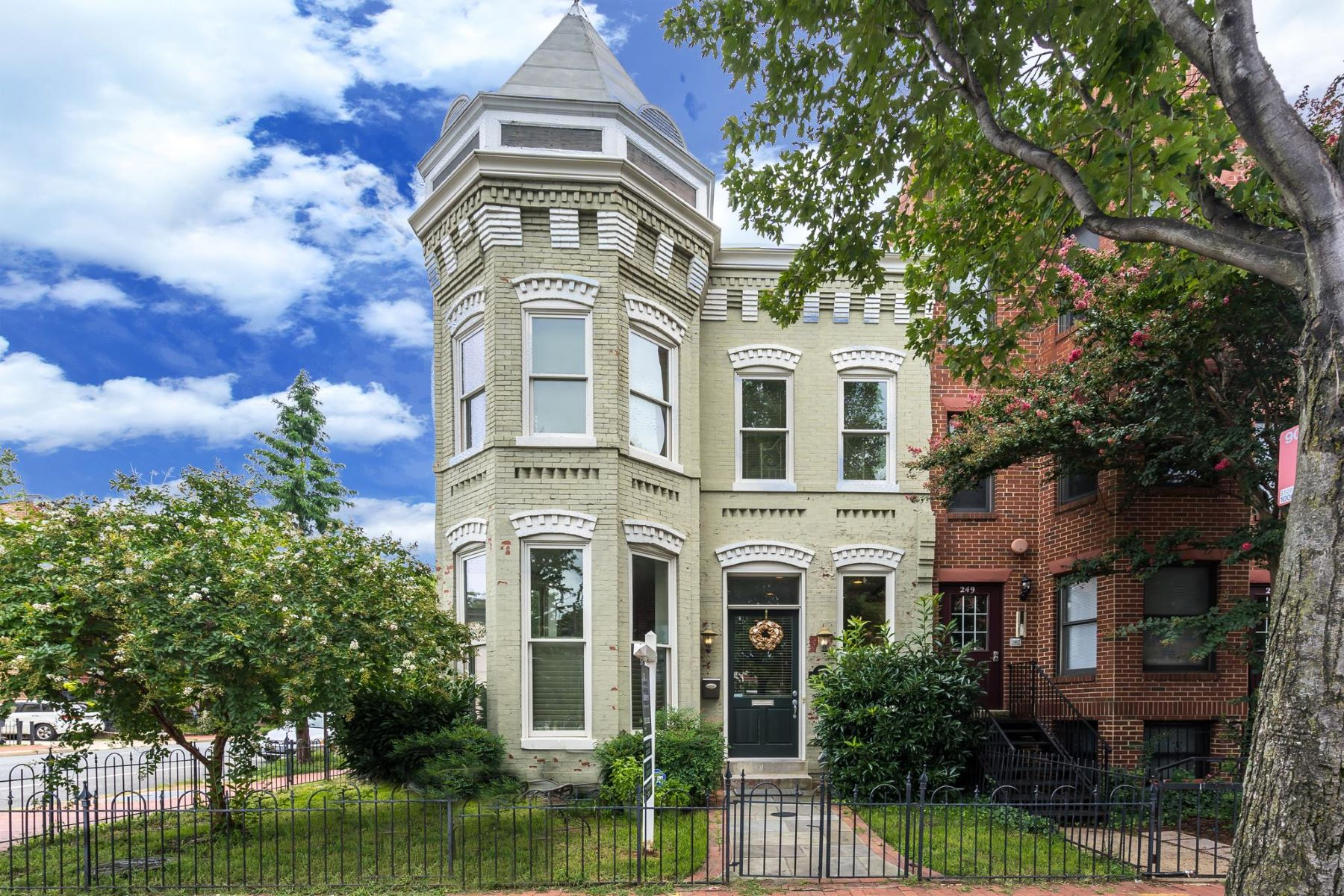 Single Family Home for Sale at 251 8th St Ne 251 8th St Ne Washington, District Of Columbia 20002 United States