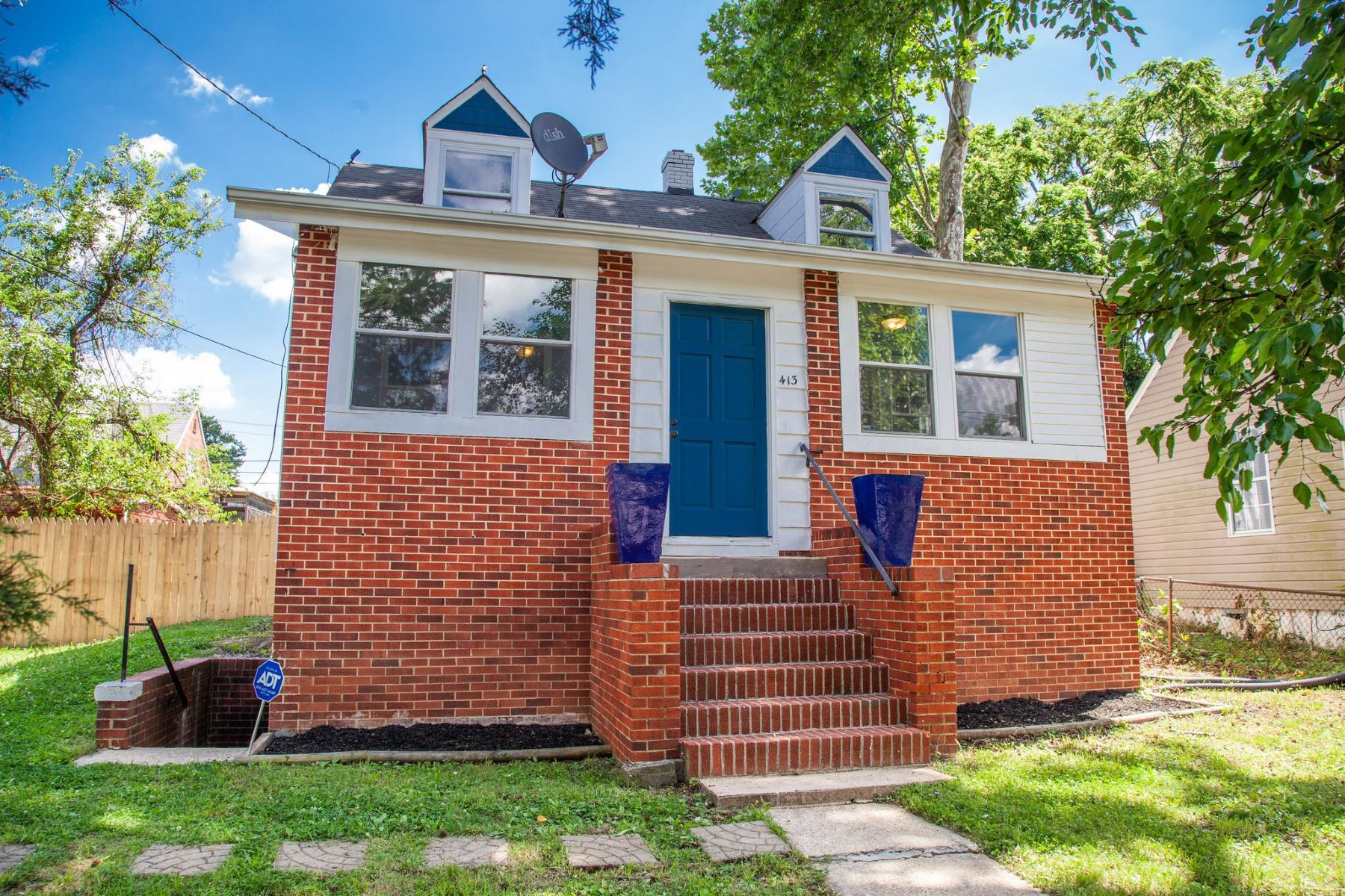 Single Family Homes for Active at 413 Cedarleaf Ave Capitol Heights, Maryland 20743 United States