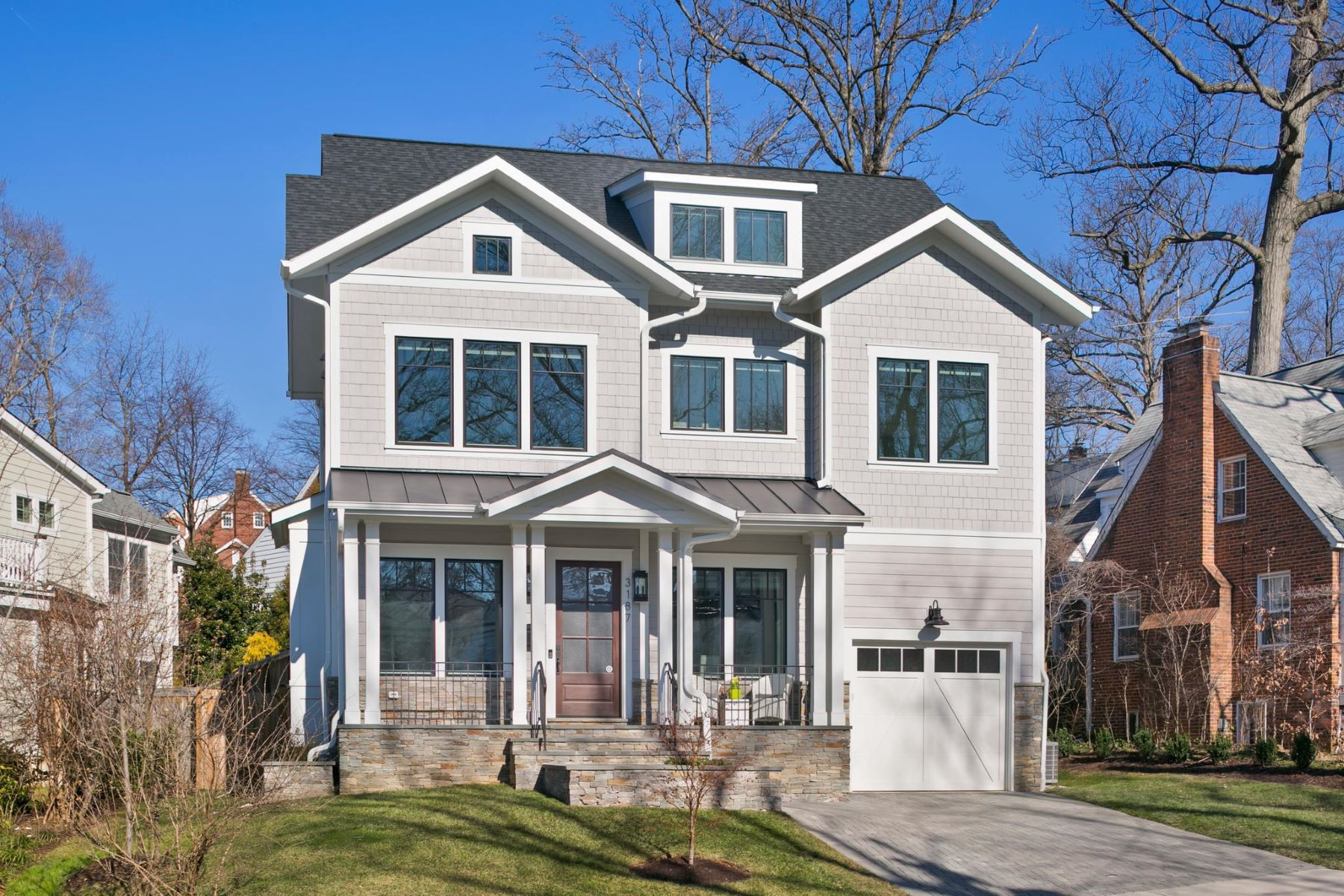 Single Family Home for Sale at 3187 17th St N 3187 17th St N Arlington, Virginia 22201 United States