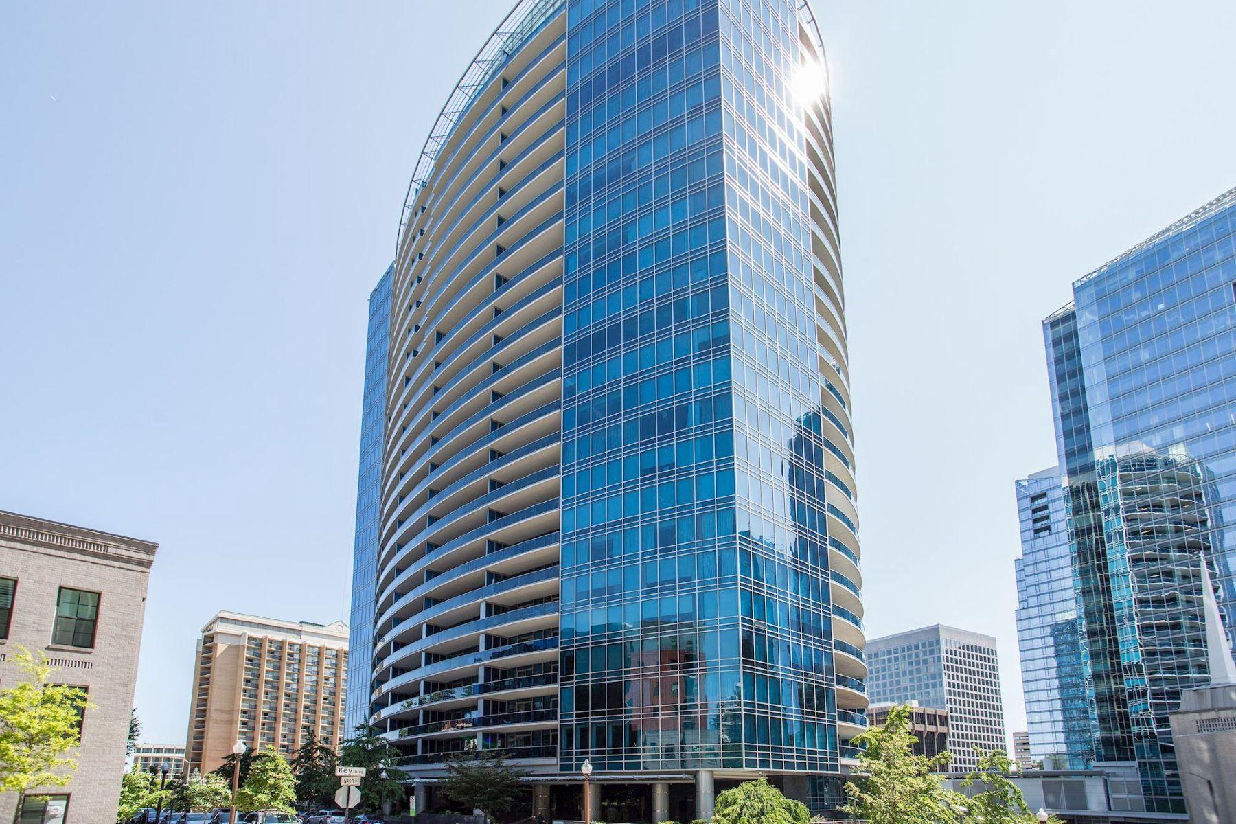 Condominiums for Active at 1881 N Nash St #1111 Arlington, Virginia 22209 United States