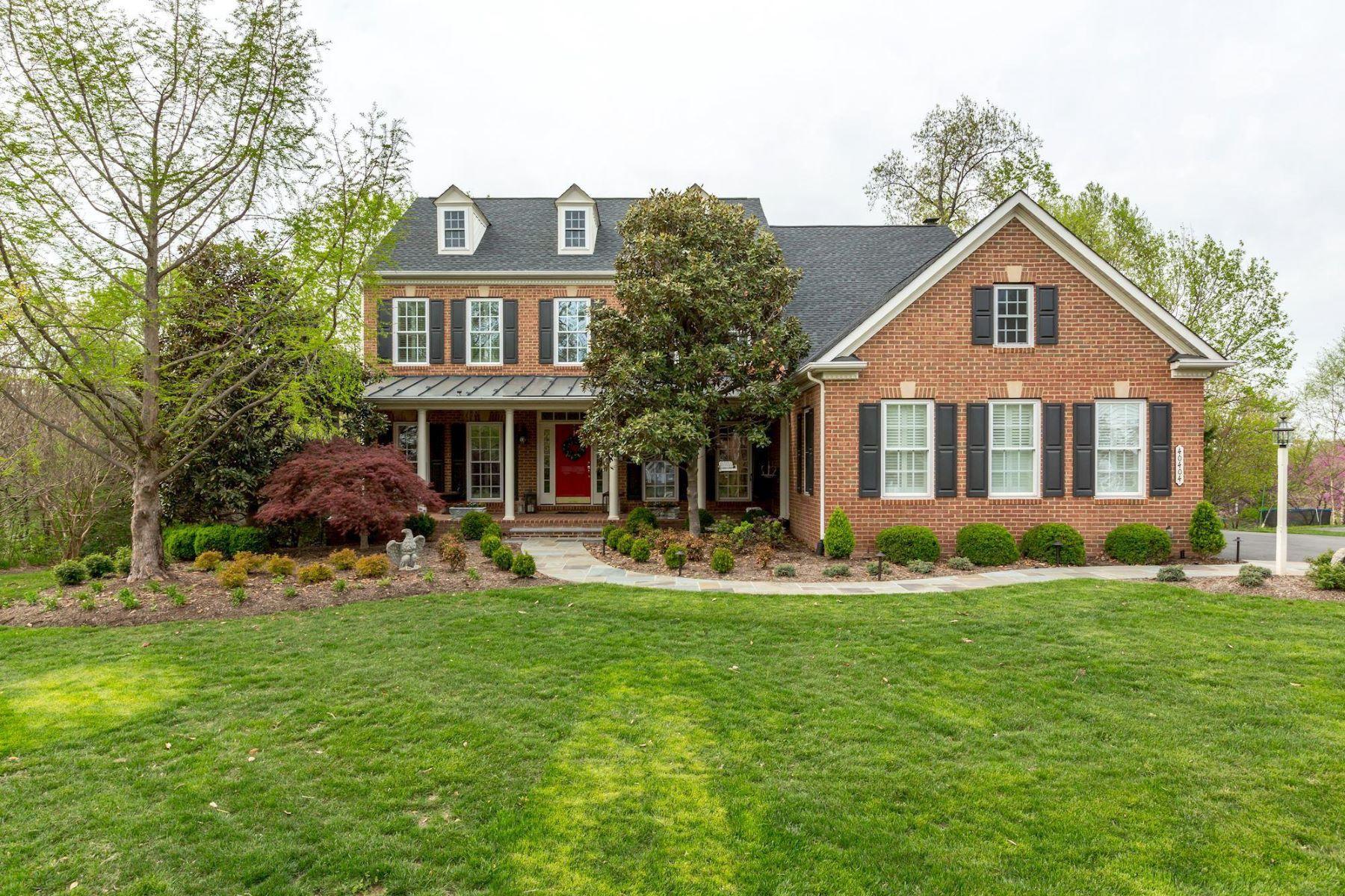 Casa Unifamiliar por un Venta en 40404 Autumn Oak Ln Aldie, Virginia 20105 Estados Unidos