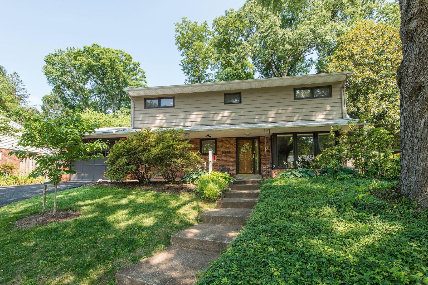 Casa Unifamiliar por un Venta en 6832 LEMON RD McLean, Virginia, 22101 Estados Unidos
