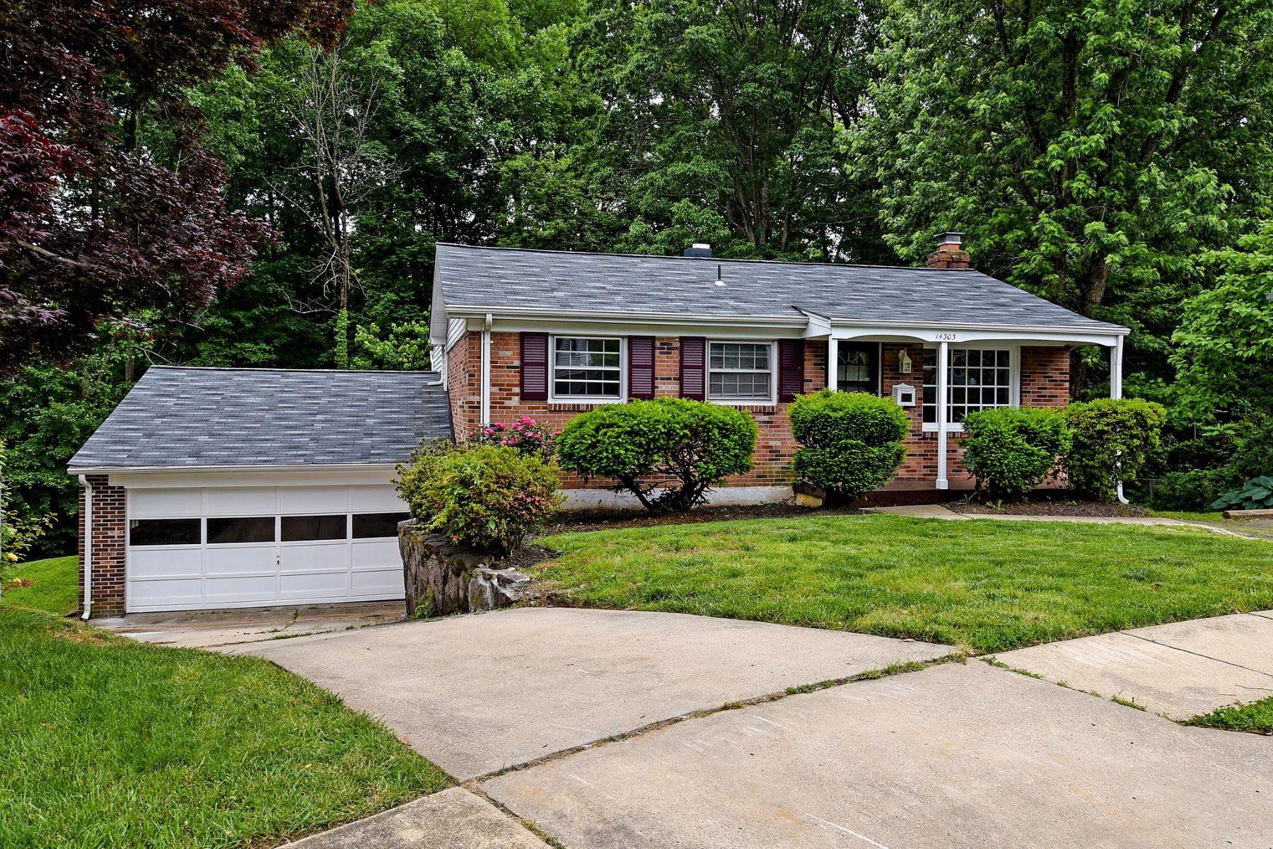 single family homes pour l Vente à 14303 Fairview Ln Woodbridge, Virginia 22193 États-Unis