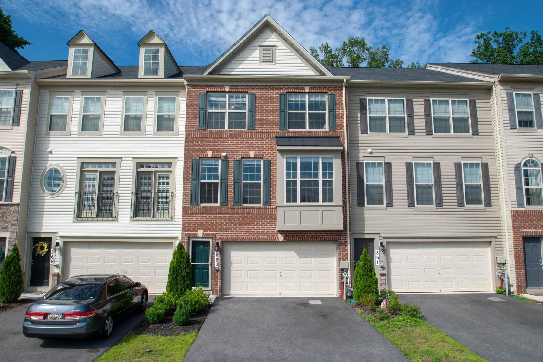 townhouses por un Venta en 863 Nancy Lynn Ln Arnold, Maryland 21012 Estados Unidos