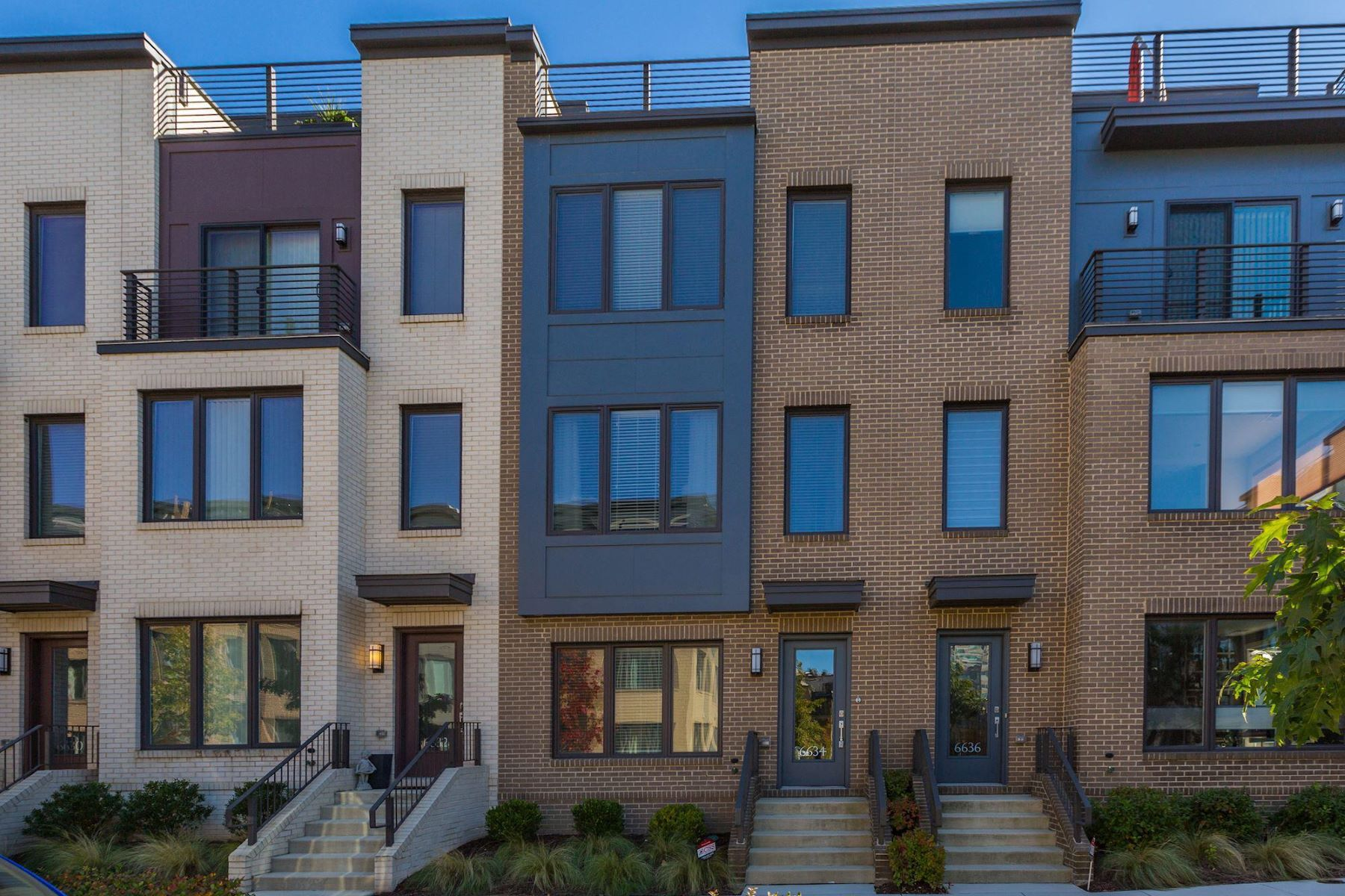 townhouses for Sale at 6634 Eames Way Bethesda, Maryland 20817 United States