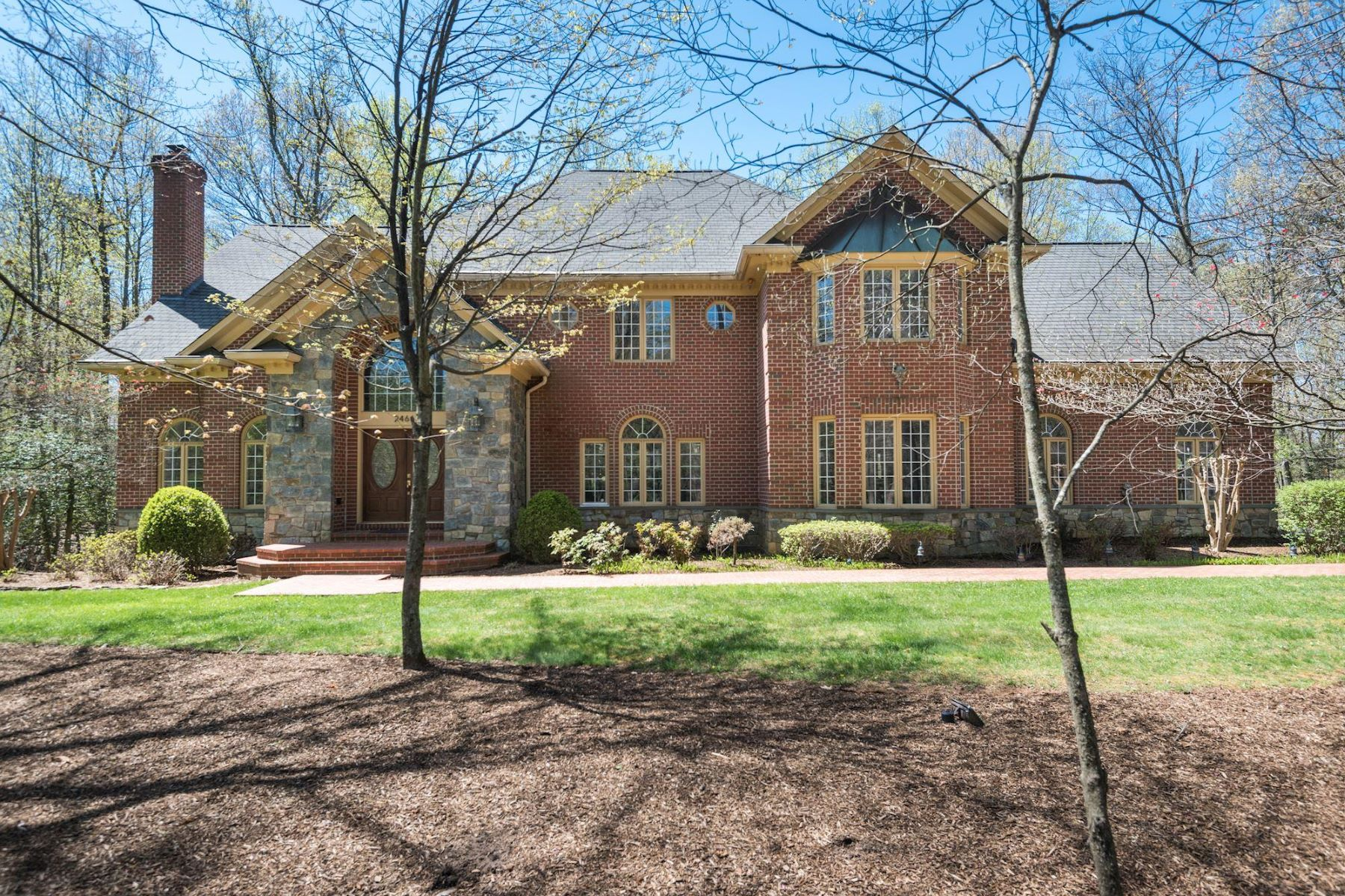 Single Family Home for Sale at 2466 Oakton Hills Drive 2466 Oakton Hills Drive Oakton, Virginia 22124 United States