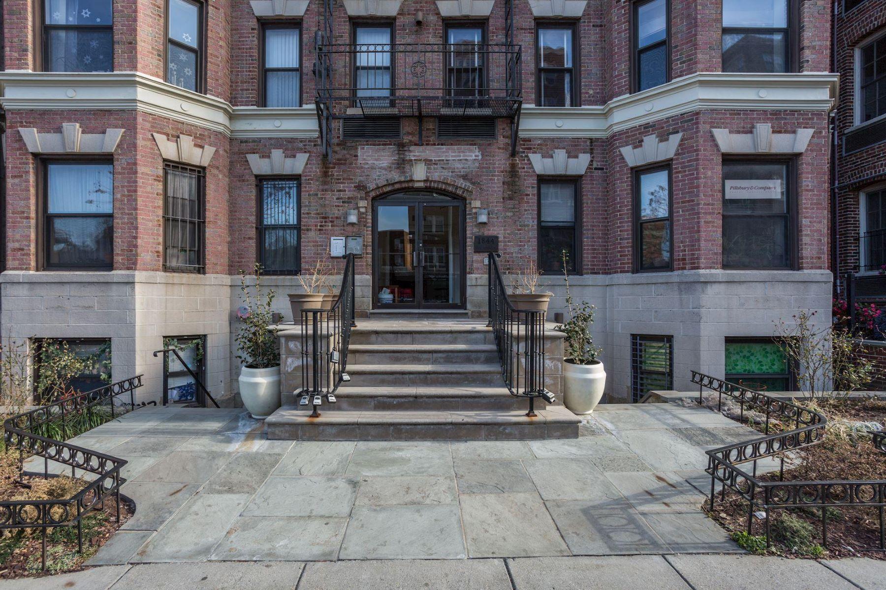 Otras residenciales por un Alquiler en 1844 Columbia Rd Nw #403 1844 Columbia Rd Nw #403 Washington, Distrito De Columbia 20009 Estados Unidos