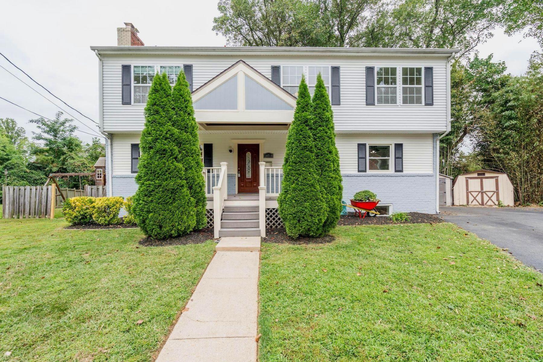 Single Family Homes por un Venta en 10710 Joyce Dr Fairfax, Virginia 22030 Estados Unidos