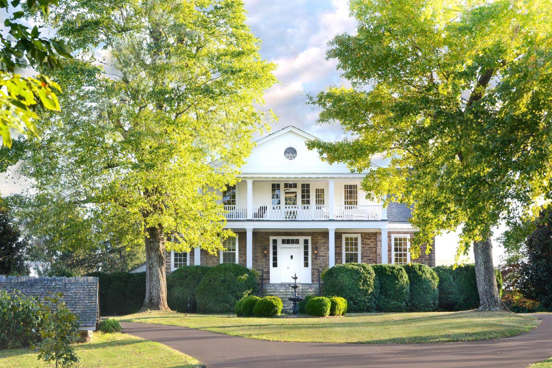 Single Family Homes 為 出售 在 Warrenton, 弗吉尼亞州 20187 美國