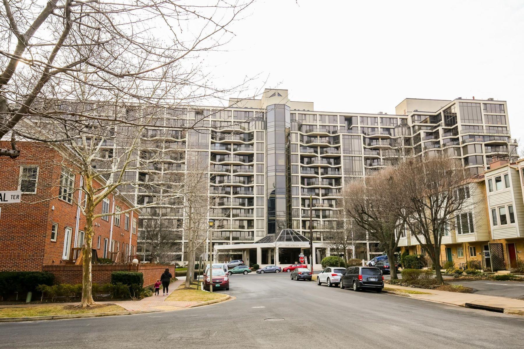 Πολυκατοικία ατομικής ιδιοκτησίας για την Ενοίκιο στο 1530 Key Blvd #603 1530 Key Blvd #603 Arlington, Βιρτζινια 22209 Ηνωμενεσ Πολιτειεσ