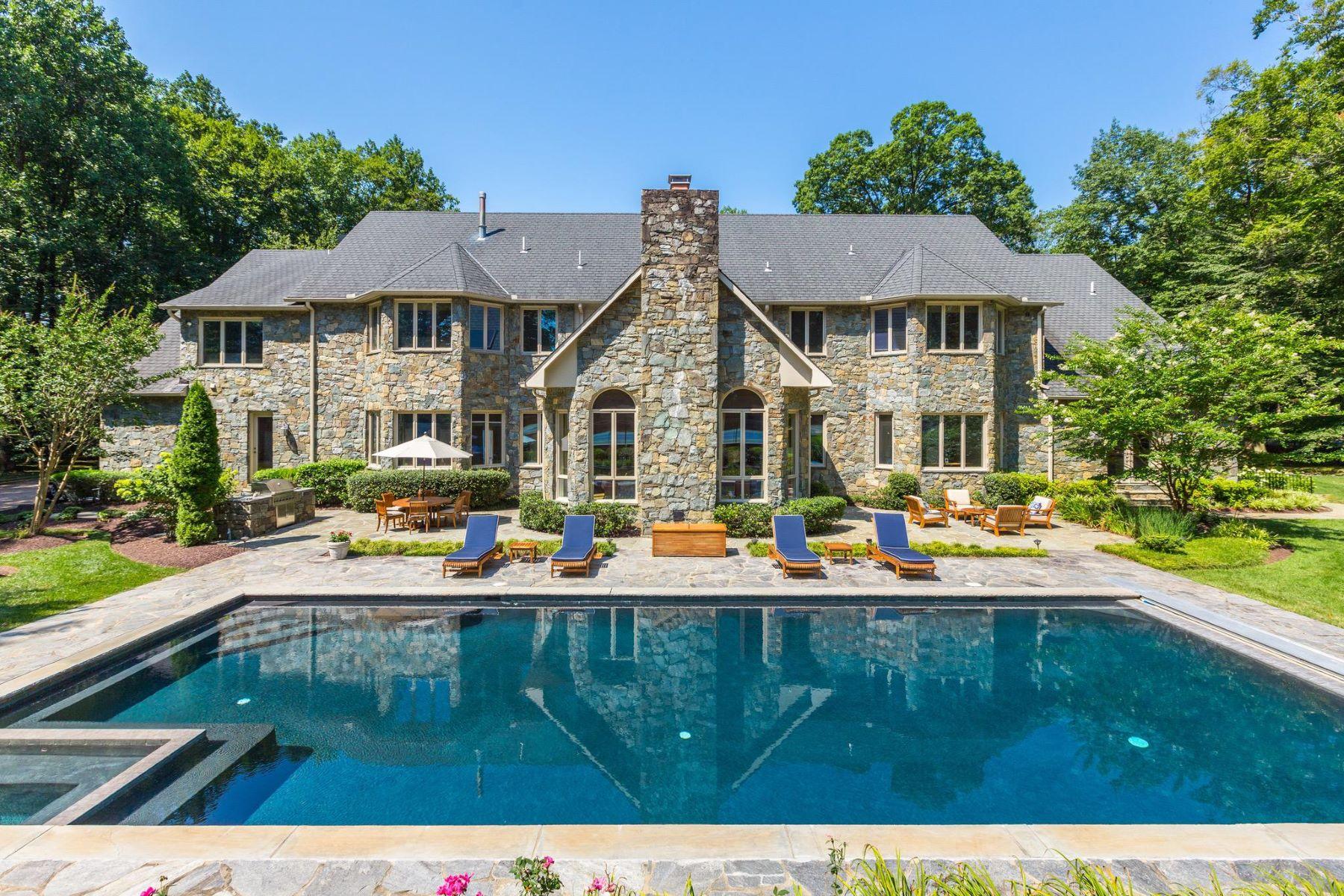Single Family Homes por un Venta en 9712 Sorrel Ave Potomac, Maryland 20854 Estados Unidos