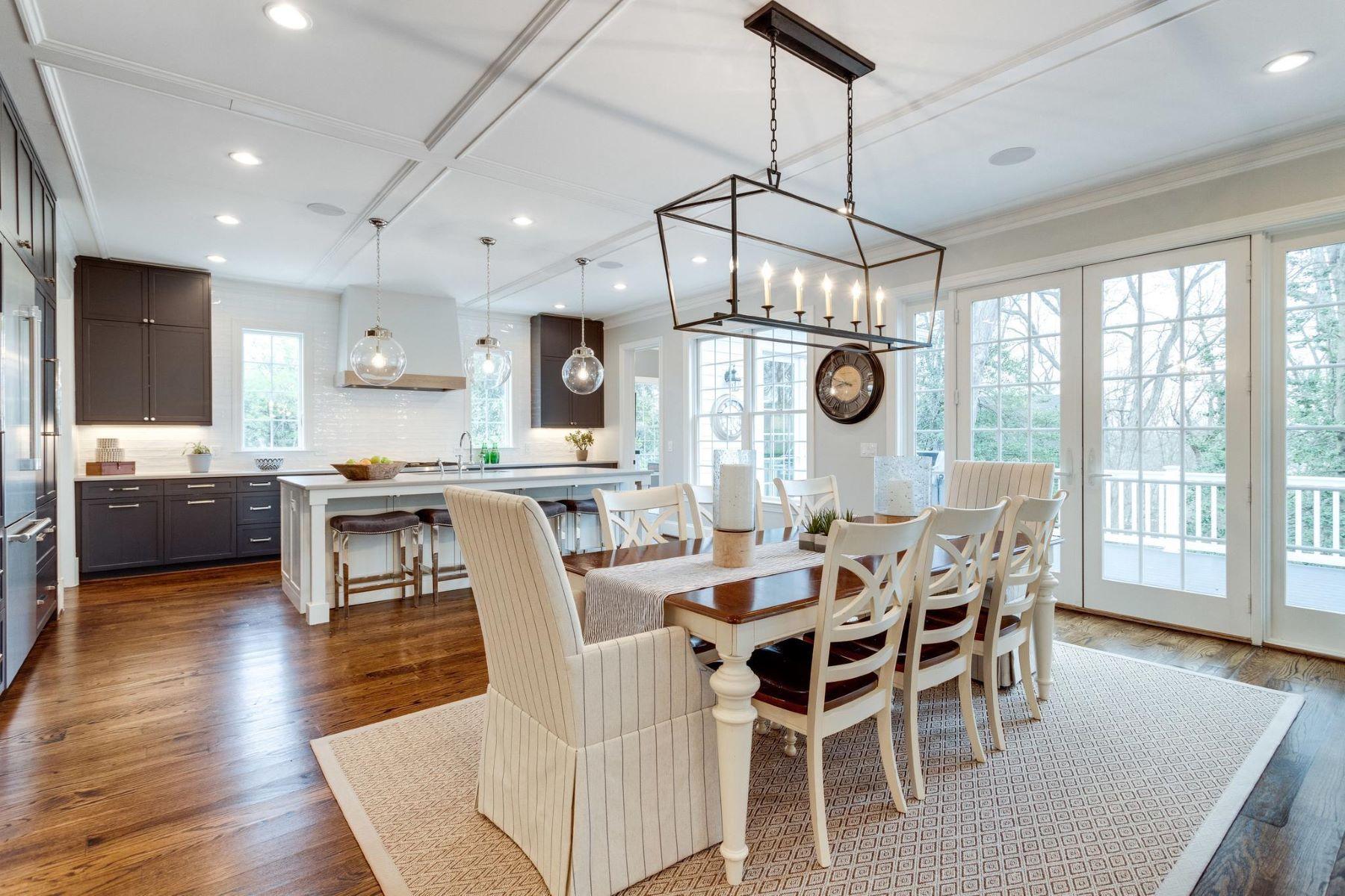 single family homes pour l Vente à 6403 Olmi Landrith Dr Alexandria, Virginia 22307 États-Unis