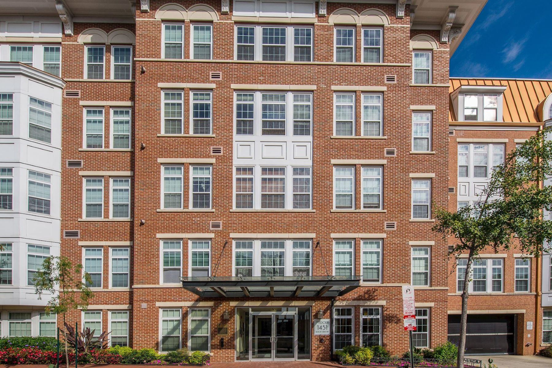 Condominium for Rent at 1451 Belmont St Nw #211 1451 Belmont St Nw #211 Washington, District Of Columbia 20009 United States