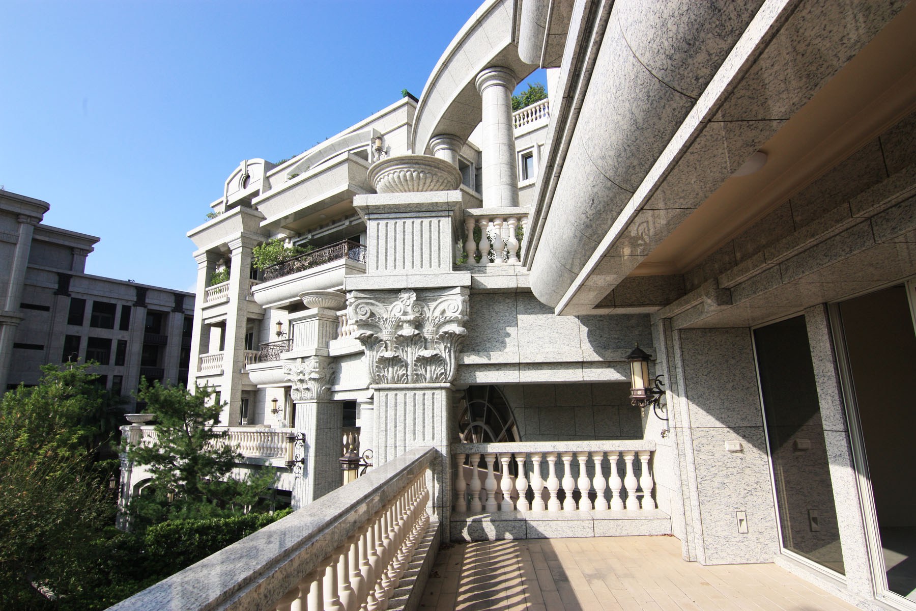 Condominium for Sale at Park Villa Sec. 7, Zhongshan N. Rd., Shilin Dist. Taipei City, 111 Taiwan