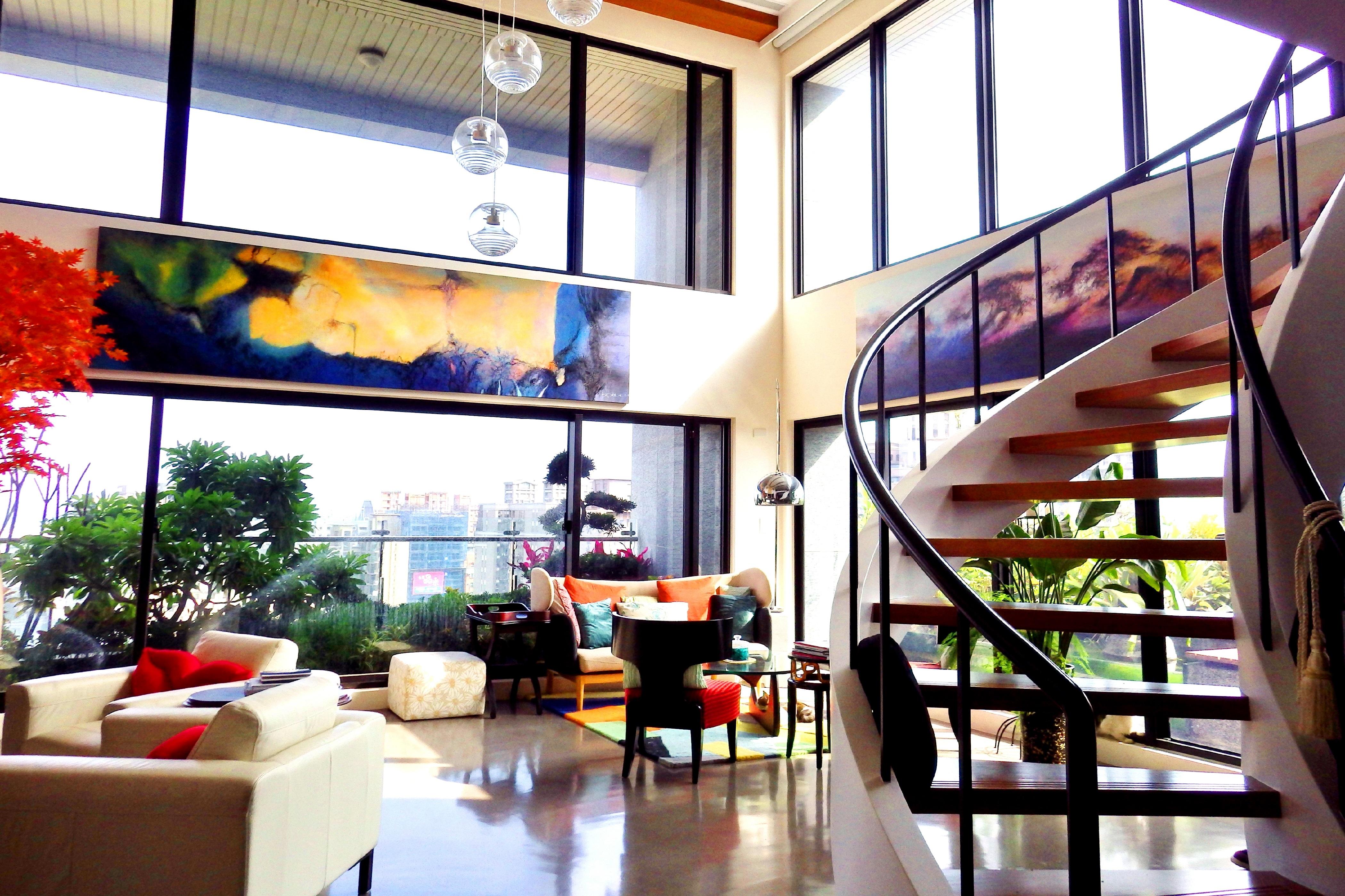 Condominio per Vendita alle ore Sky Garden Duplex Sec. 1, Wenhua 3rd Rd., Linkou Dist. New Taipei City, 244 Taiwan