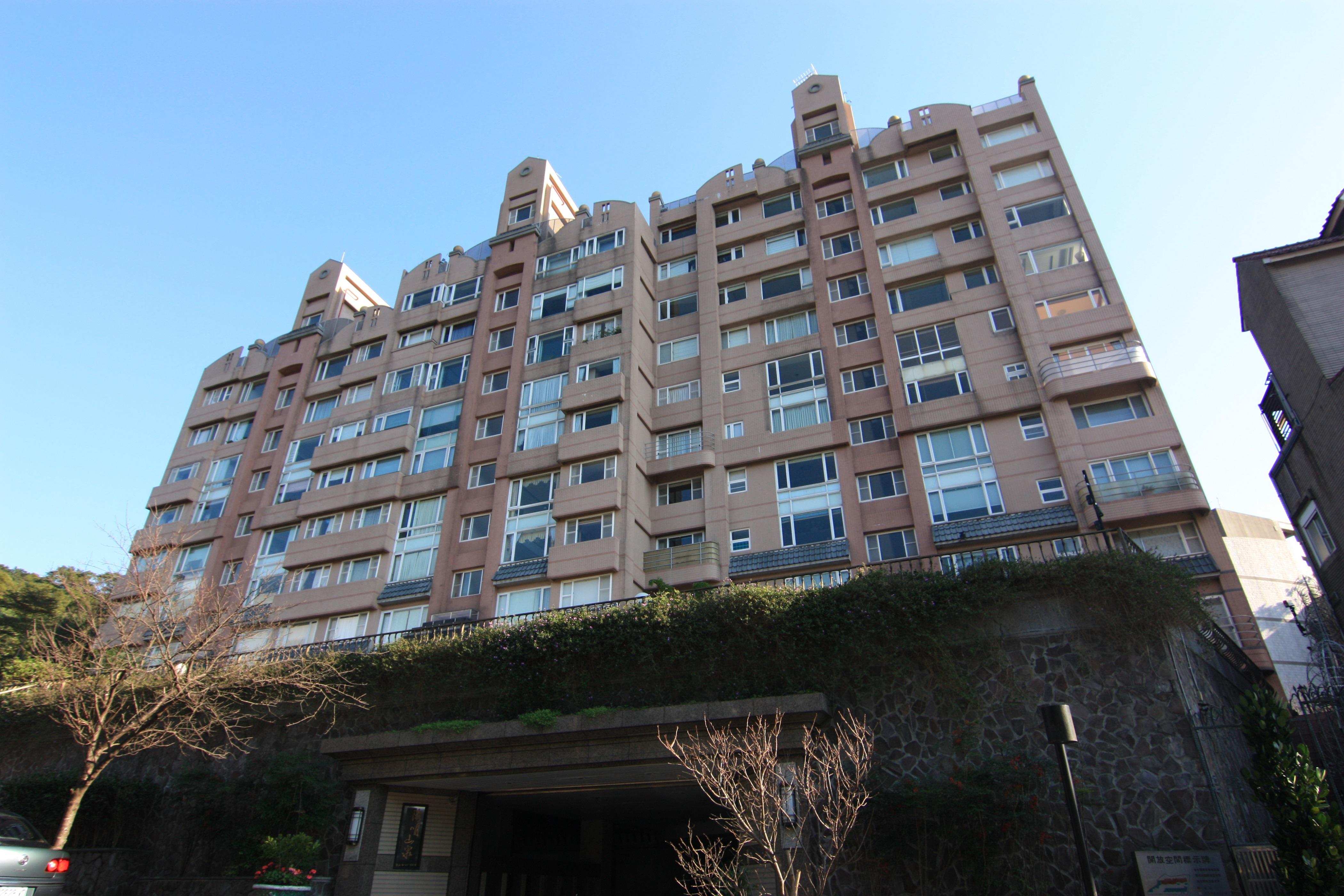 Apartamento por un Venta en Verdant Hill Chalet Jingshan Rd., Shilin Dist. Taipei City, 111 Taiwan