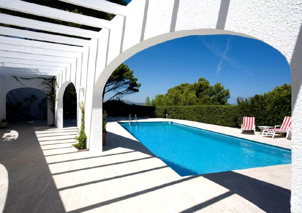 Single Family Home for Sale at Exceptional property on second line of the sea in Sa Riera Begur, Costa Brava, 17255 Spain