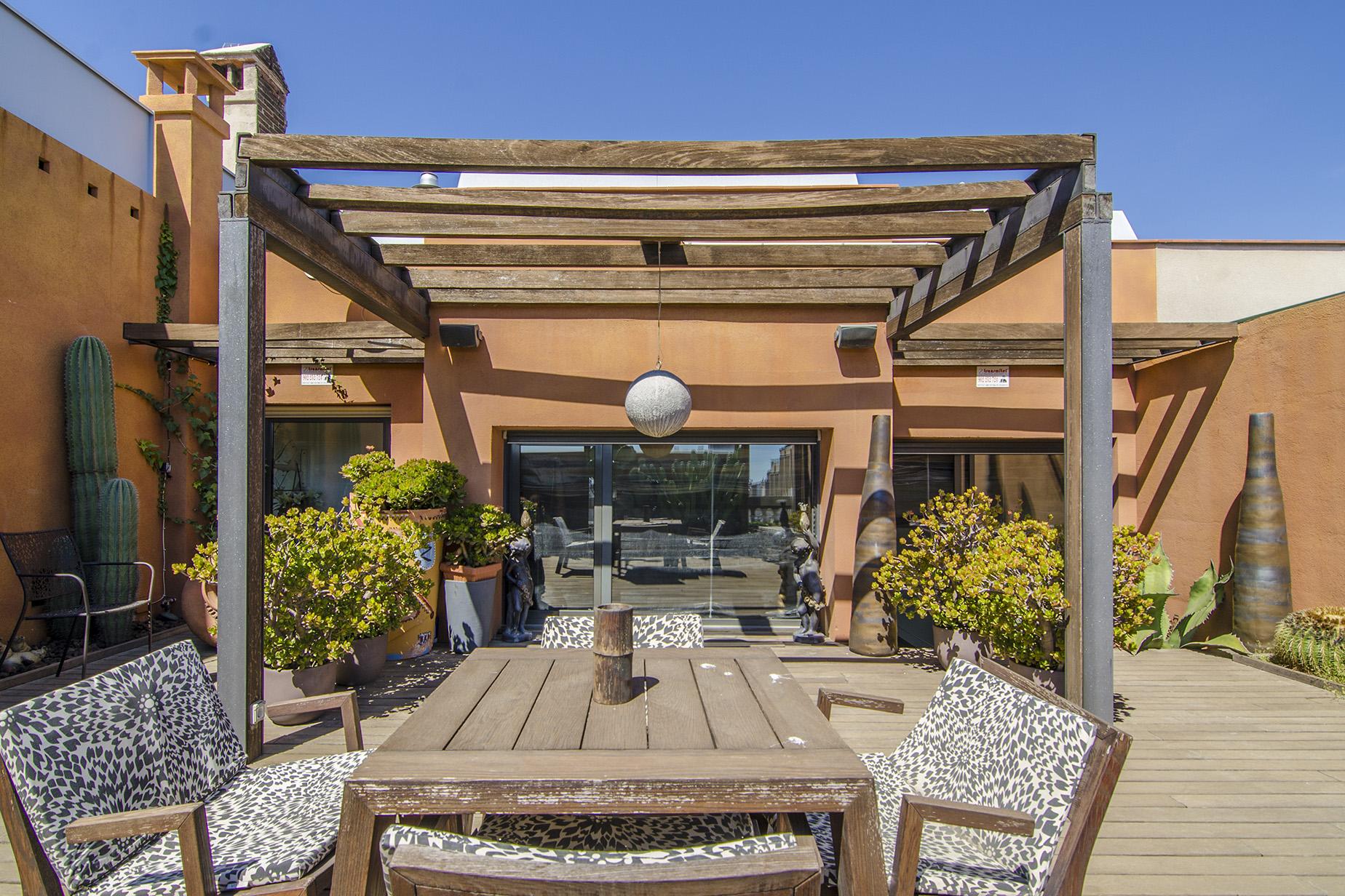 公寓 为 销售 在 Exclusive penthouse duplex in L'Eixample Dret, Barcelona Eixample, 巴萨罗纳城, 巴塞罗那, 08007 西班牙