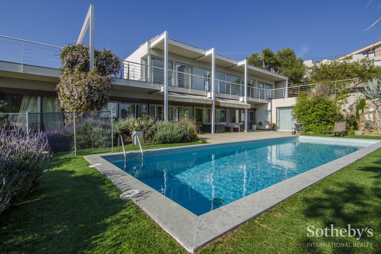 一戸建て のために 売買 アット Spectacular Luxury House with Panoramic Sea Views Sitges, Barcelona 08870 スペイン