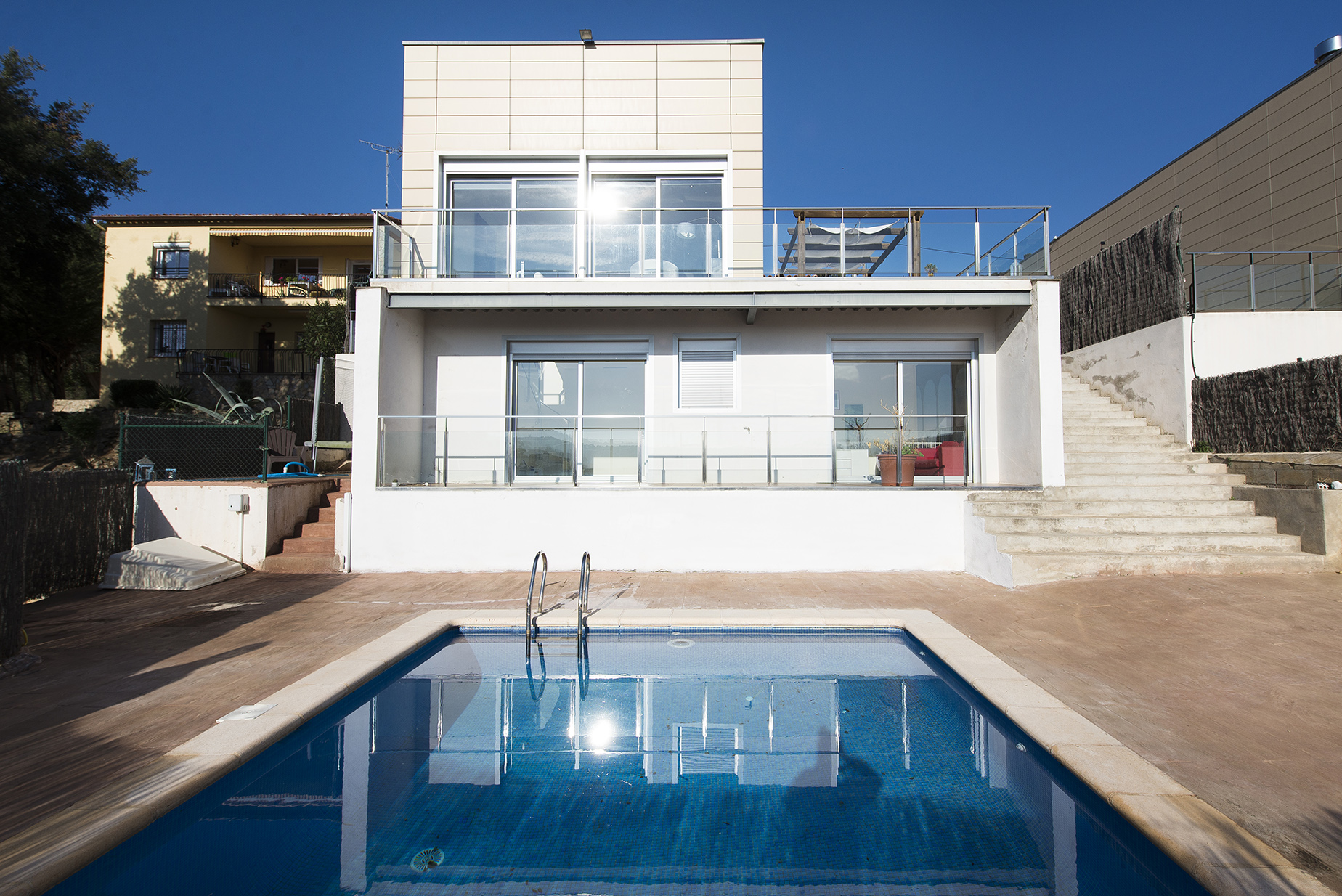 Single Family Home for Sale at House with sea and mountain views Sant Antoni De Calonge, Costa Brava 17252 Spain