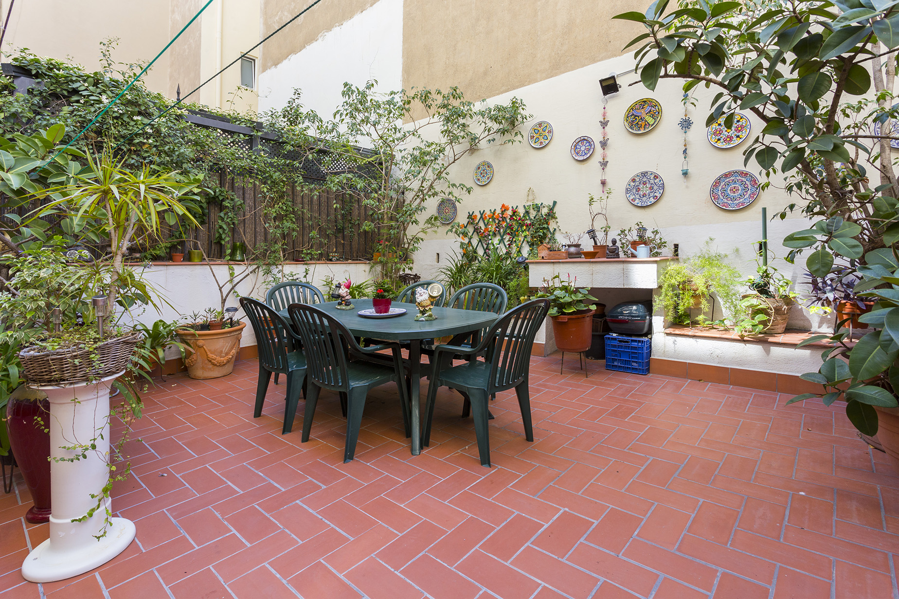 Apartment for Sale at First floor apartment with a private terrace Eixample, Barcelona City, Barcelona, 08007 Spain