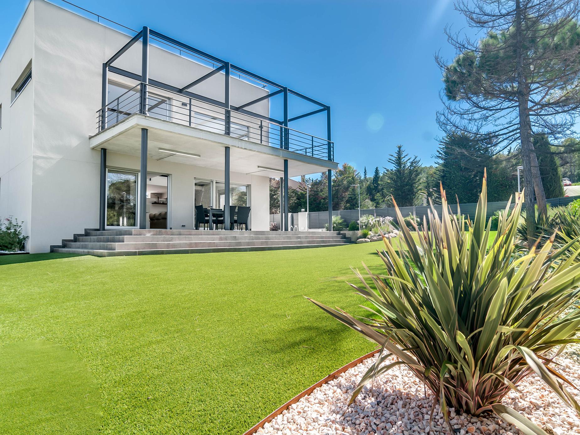 Einfamilienhaus für Verkauf beim Modern and Functional Property in Valldoreix Sant Cugat Del Valles, Barcelona, 08172 Spanien