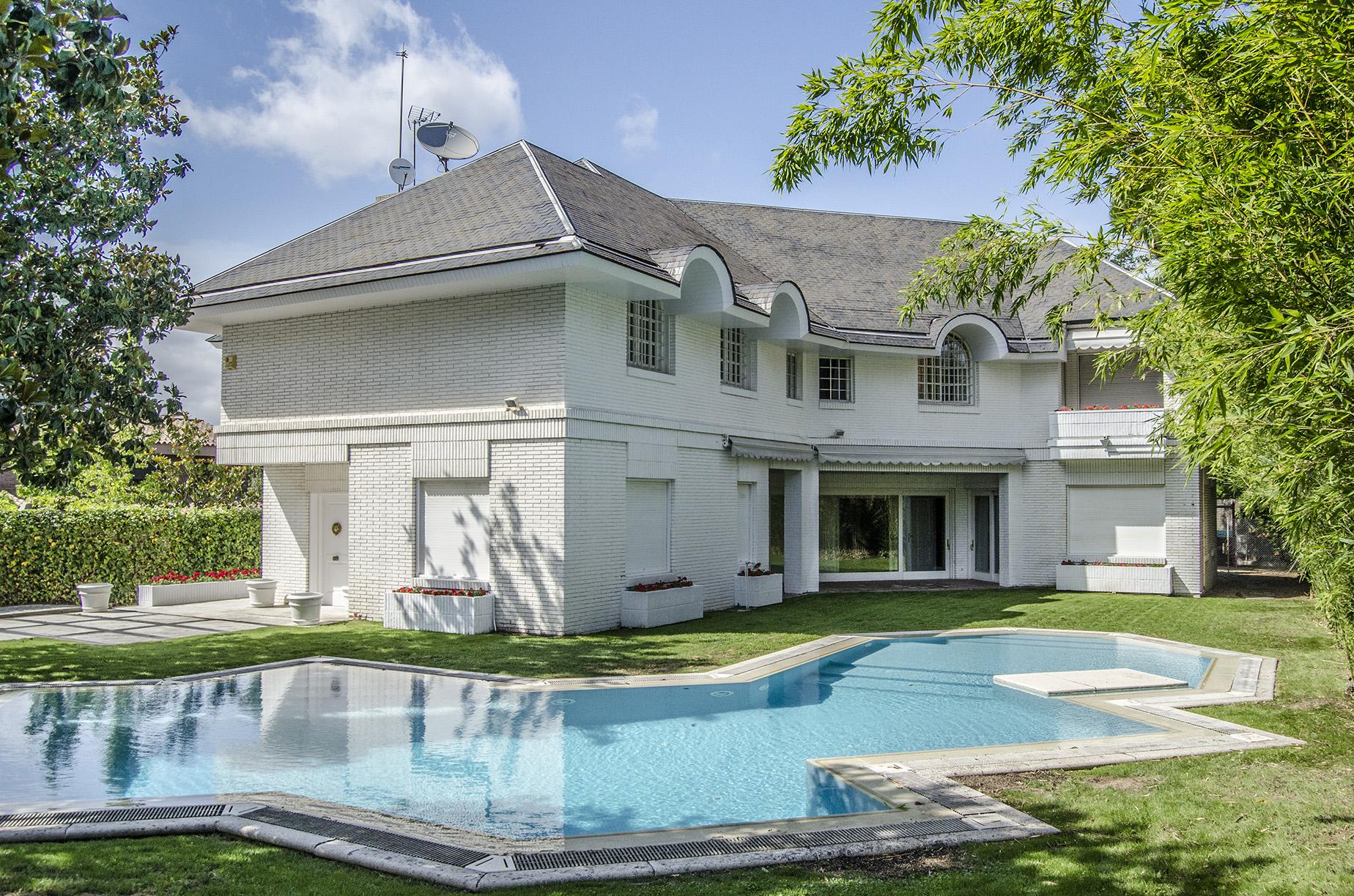 獨棟家庭住宅 為 出售 在 Magnificent Property in Valldoreix Sant Cugat Del Valles, Barcelona, 08172 西班牙