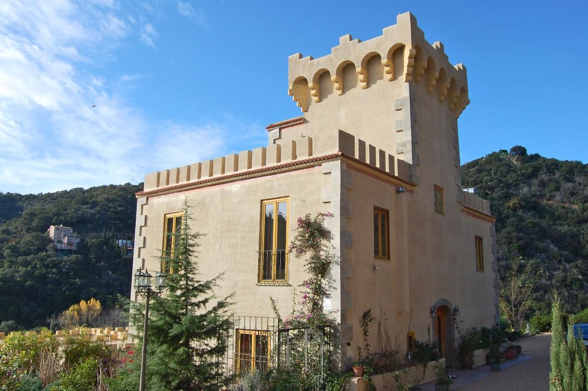 Vivienda unifamiliar por un Venta en A great castle in Tossa de Mar Tossa De Mar, Costa Brava 17320 España