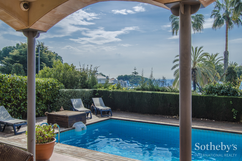Single Family Home for Sale at The sun, beach and privacy in Alella Alella, Barcelona 08328 Spain