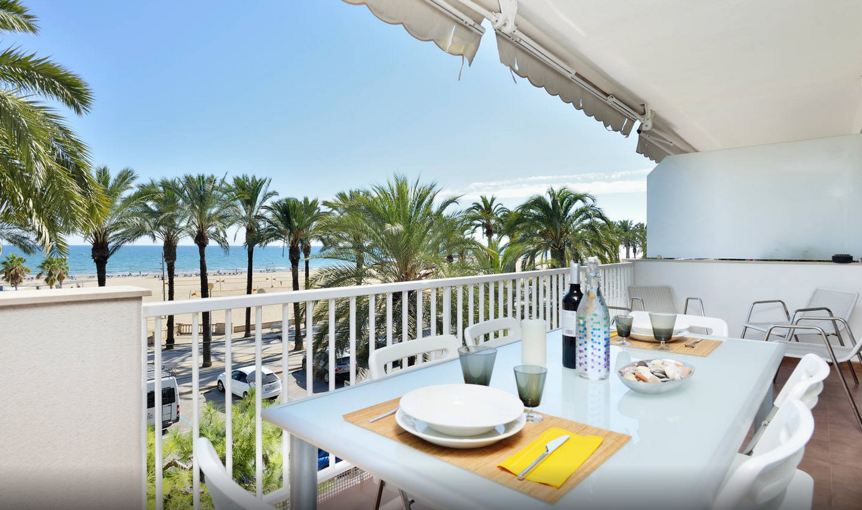 Apartment for Sale at Beautiful seafront apartment Other Barcelona, Barcelona 08921 Spain