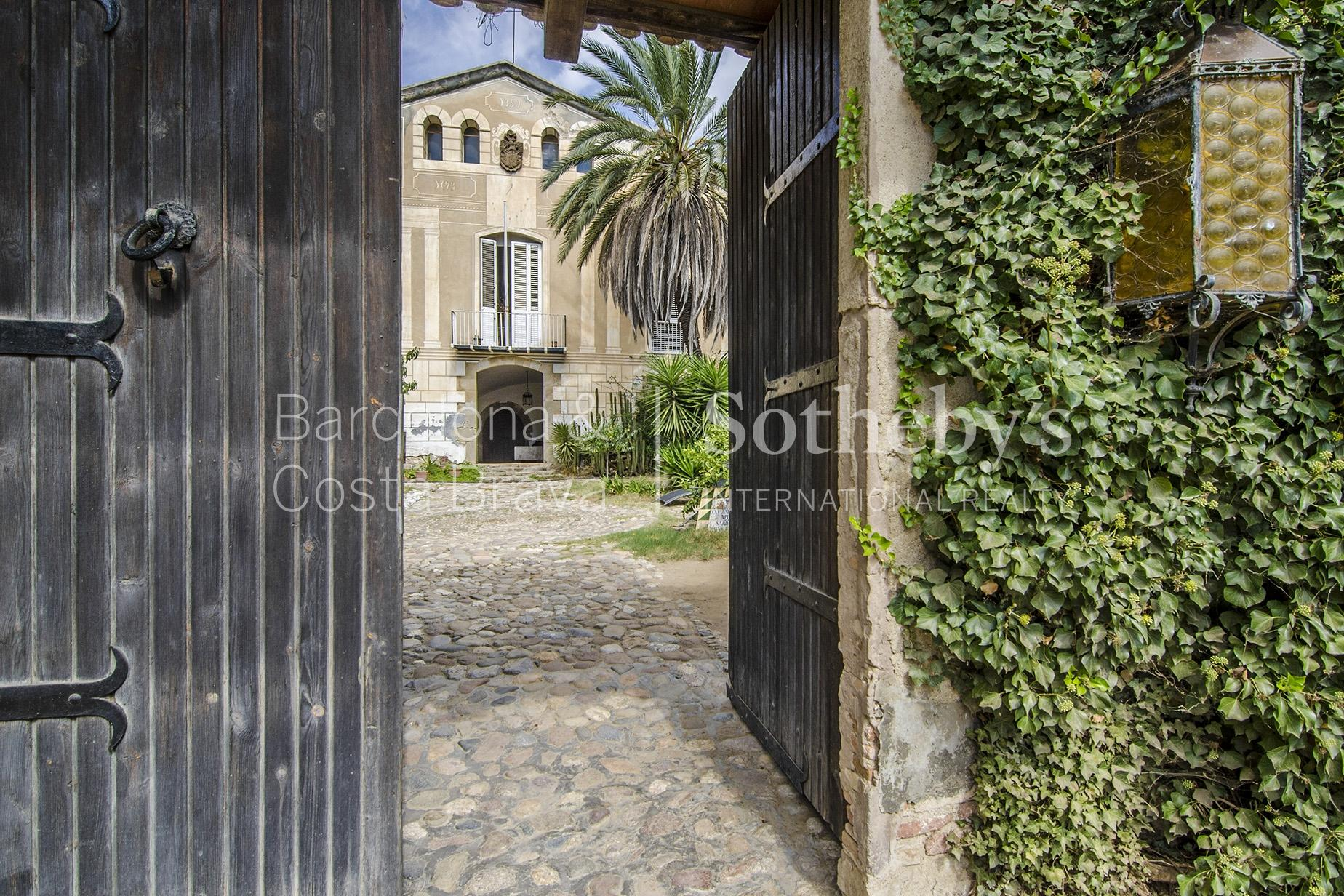 Single Family Home for Sale at Historic Manor Ten Minutes from Barcelona Other Cities Barcelona North Coast, Barcelona 08328 Spain