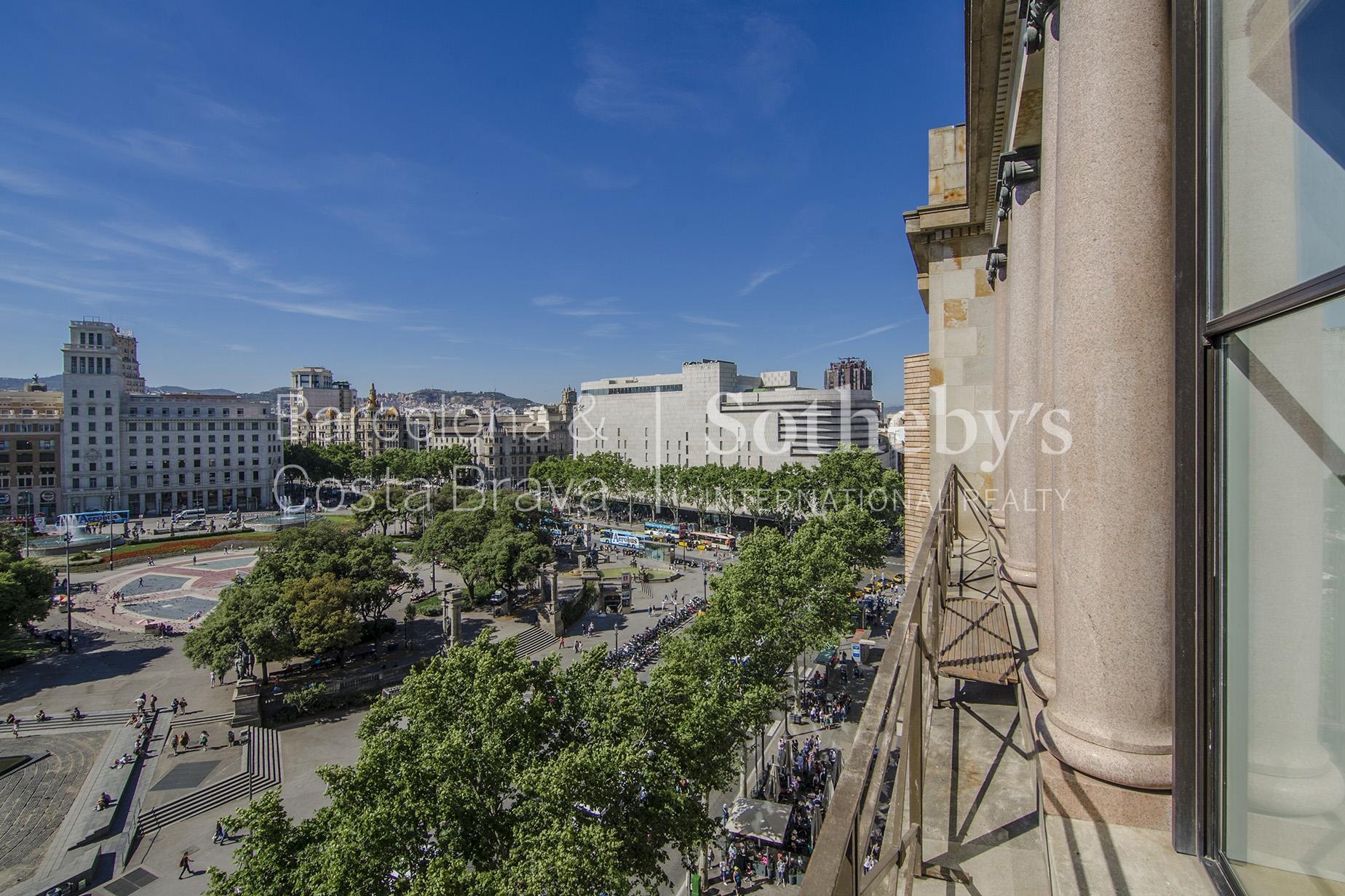 Квартира для того Продажа на Spectacular apartment on Plaza Catalunya, Barcelona Eixample, Barcelona City, Barcelona 08007 Испания