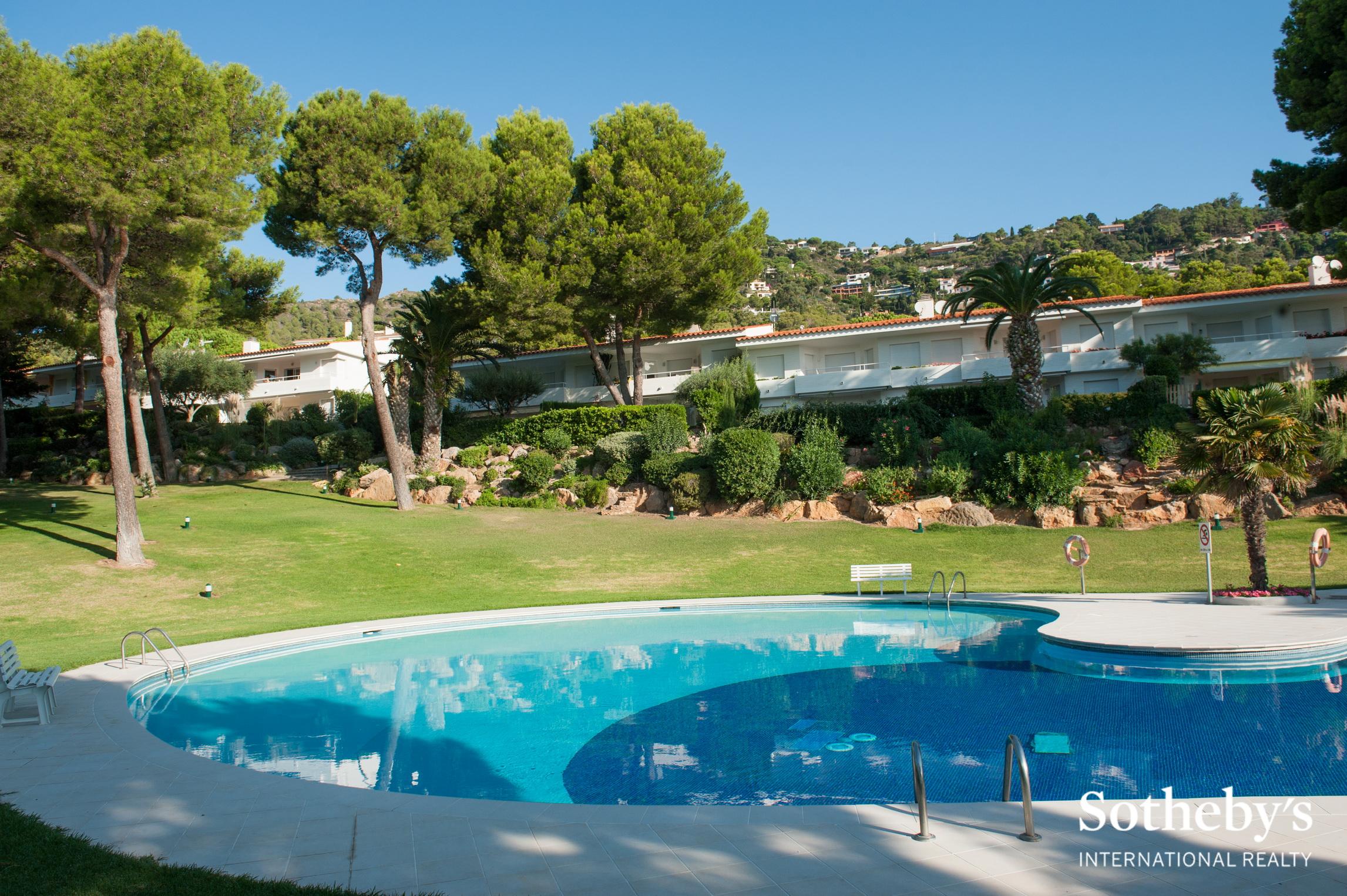 Apartment for Sale at Apartment for sale near the beach in Aiguablava Begur, Costa Brava 17255 Spain