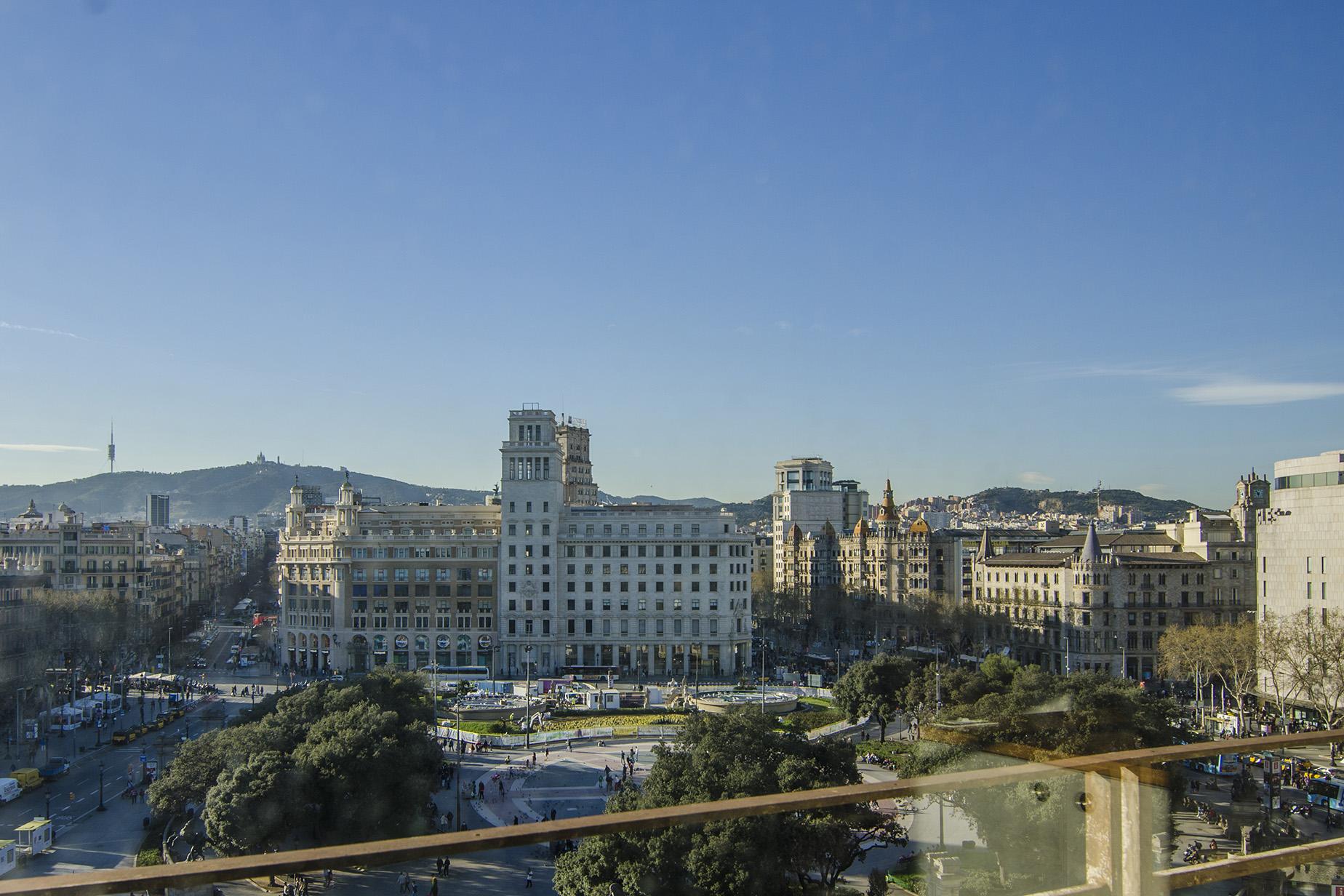 公寓 為 出售 在 Impressive duplex on Plaza Catalunya, Barcelona Eixample, Barcelona City, Barcelona 08007 西班牙