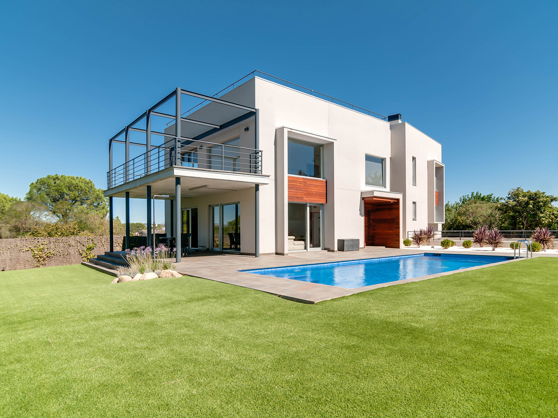 Single Family Home for Sale at Modern and Functional Property in Valldoreix Sant Cugat Del Valles, Barcelona, 08172 Spain